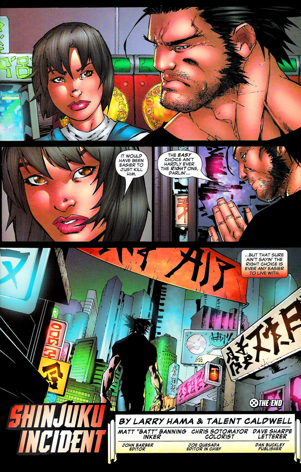 Read online Age of Apocalypse (2005) comic -  Issue #0 - 24