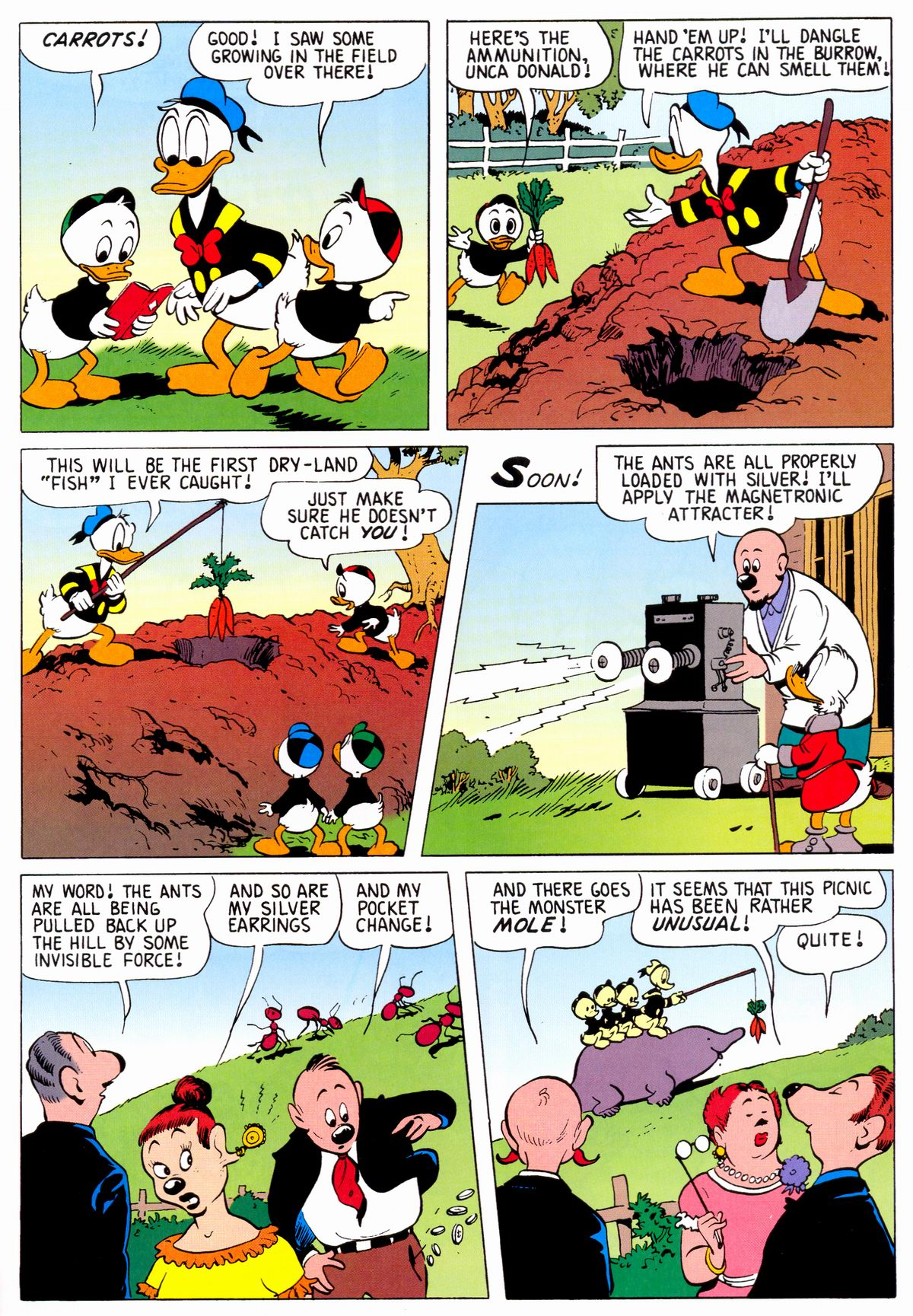 Read online Uncle Scrooge (1953) comic -  Issue #330 - 65