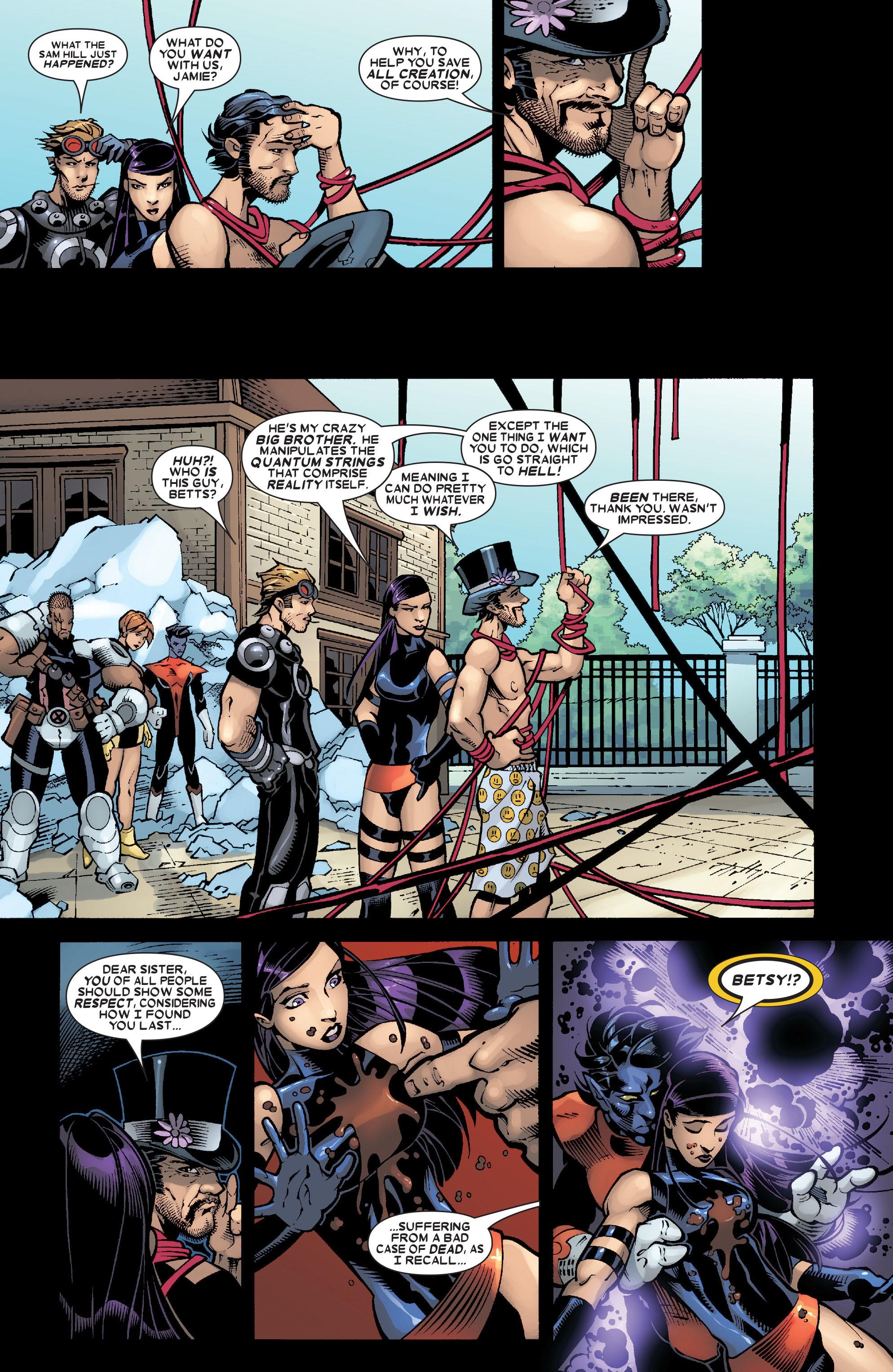 Read online Uncanny X-Men (1963) comic -  Issue #472 - 17