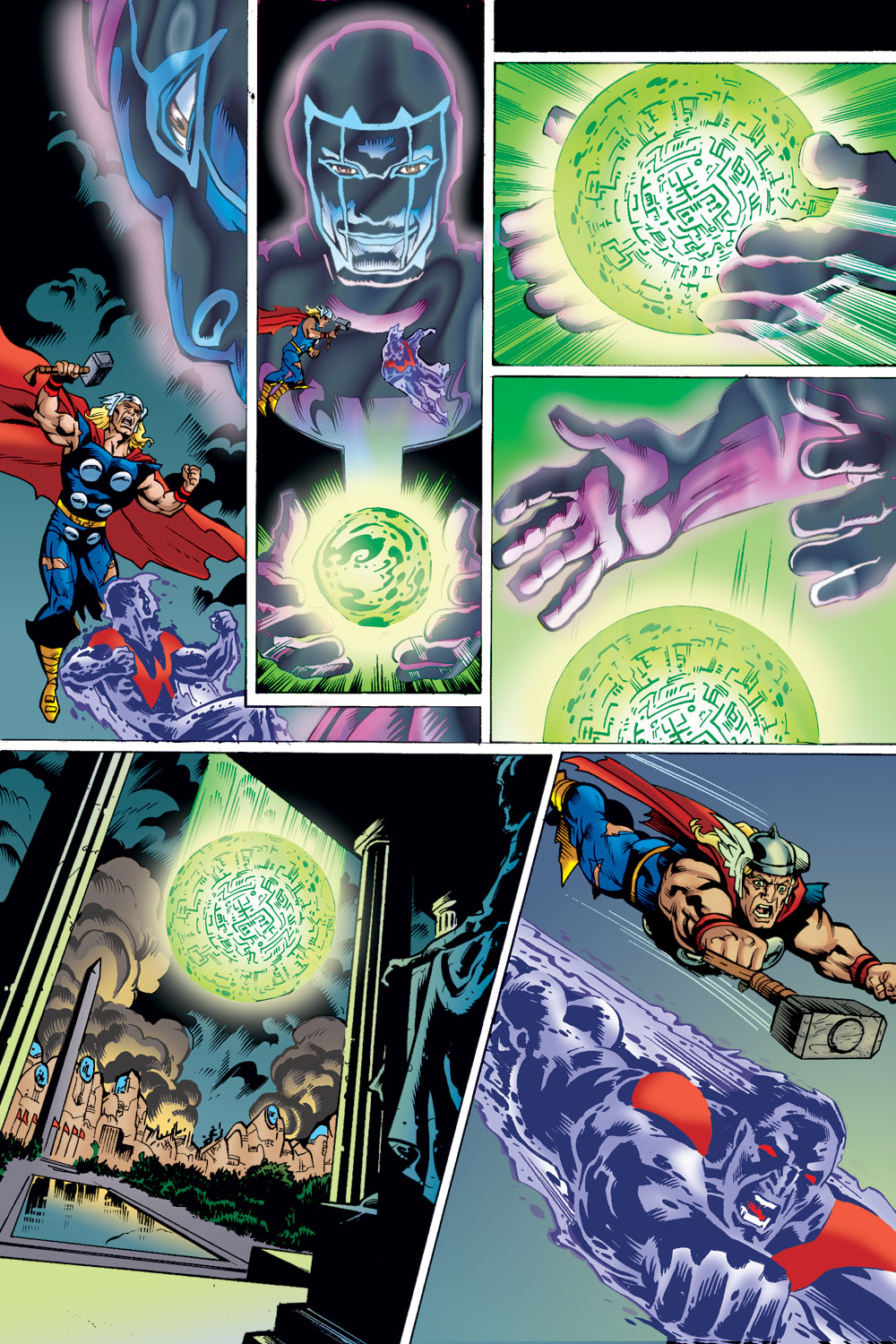 Read online Avengers (1998) comic -  Issue #49 - 18