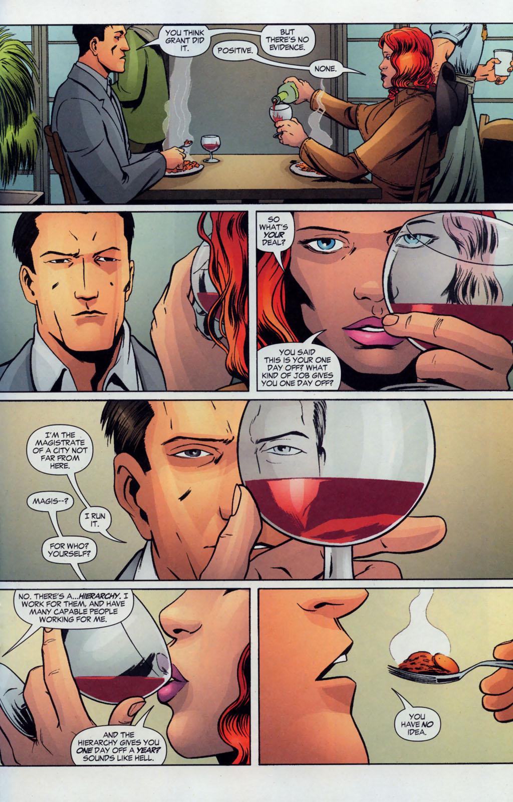 Read online Fallen Angel (2003) comic -  Issue #12 - 18