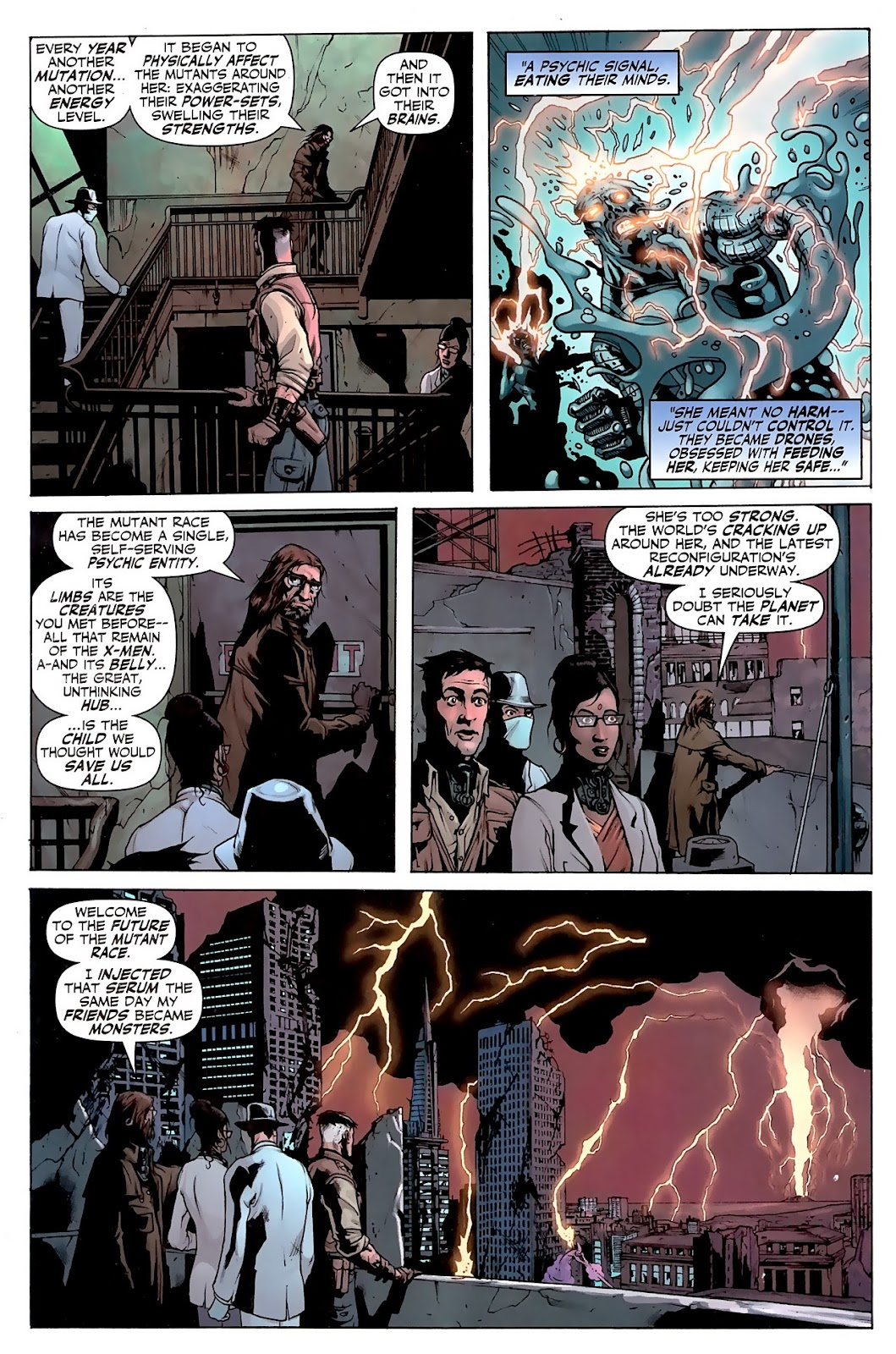 Read online X-Men: Second Coming Revelations comic -  Issue # TPB (Part 1) - 51