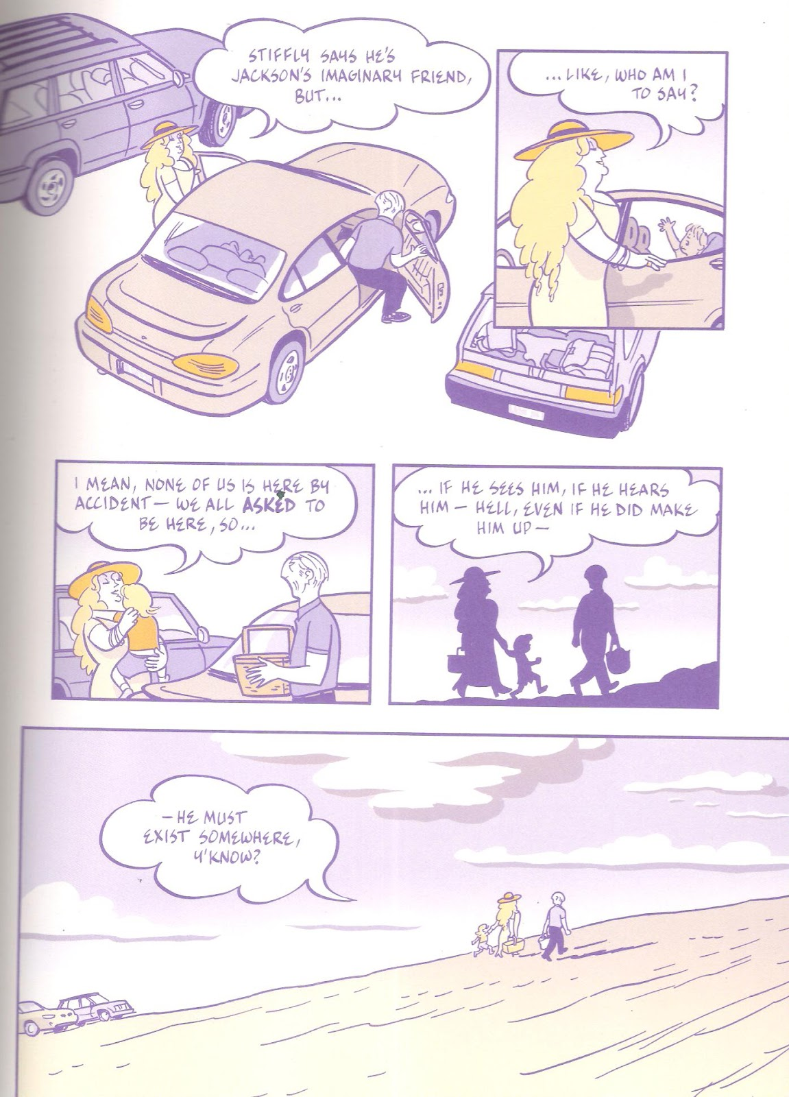 Read online Asterios Polyp comic -  Issue # TPB (Part 2) - 65