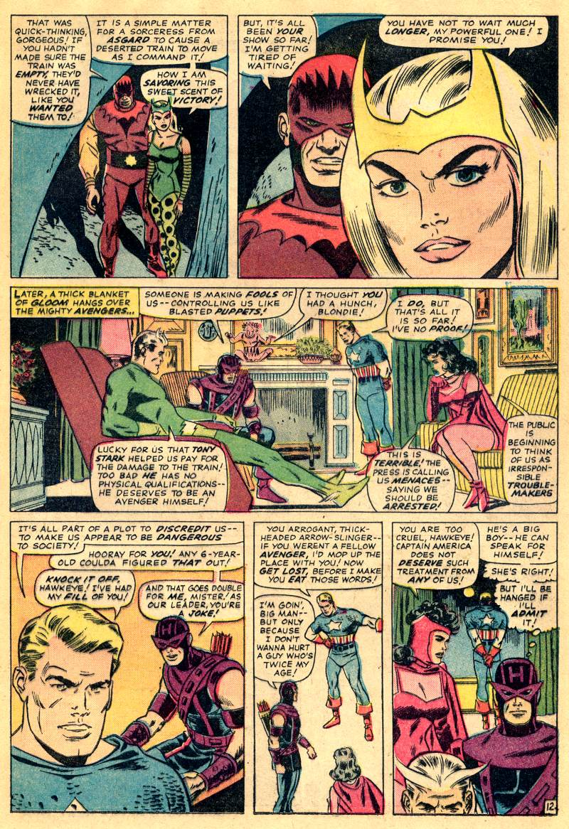 The Avengers (1963) 21 Page 16