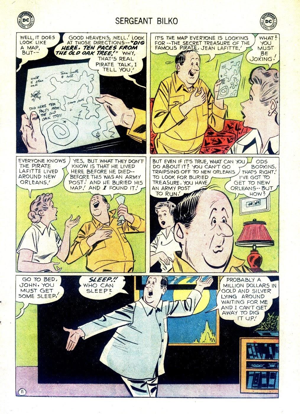 Sergeant Bilko issue 9 - Page 15