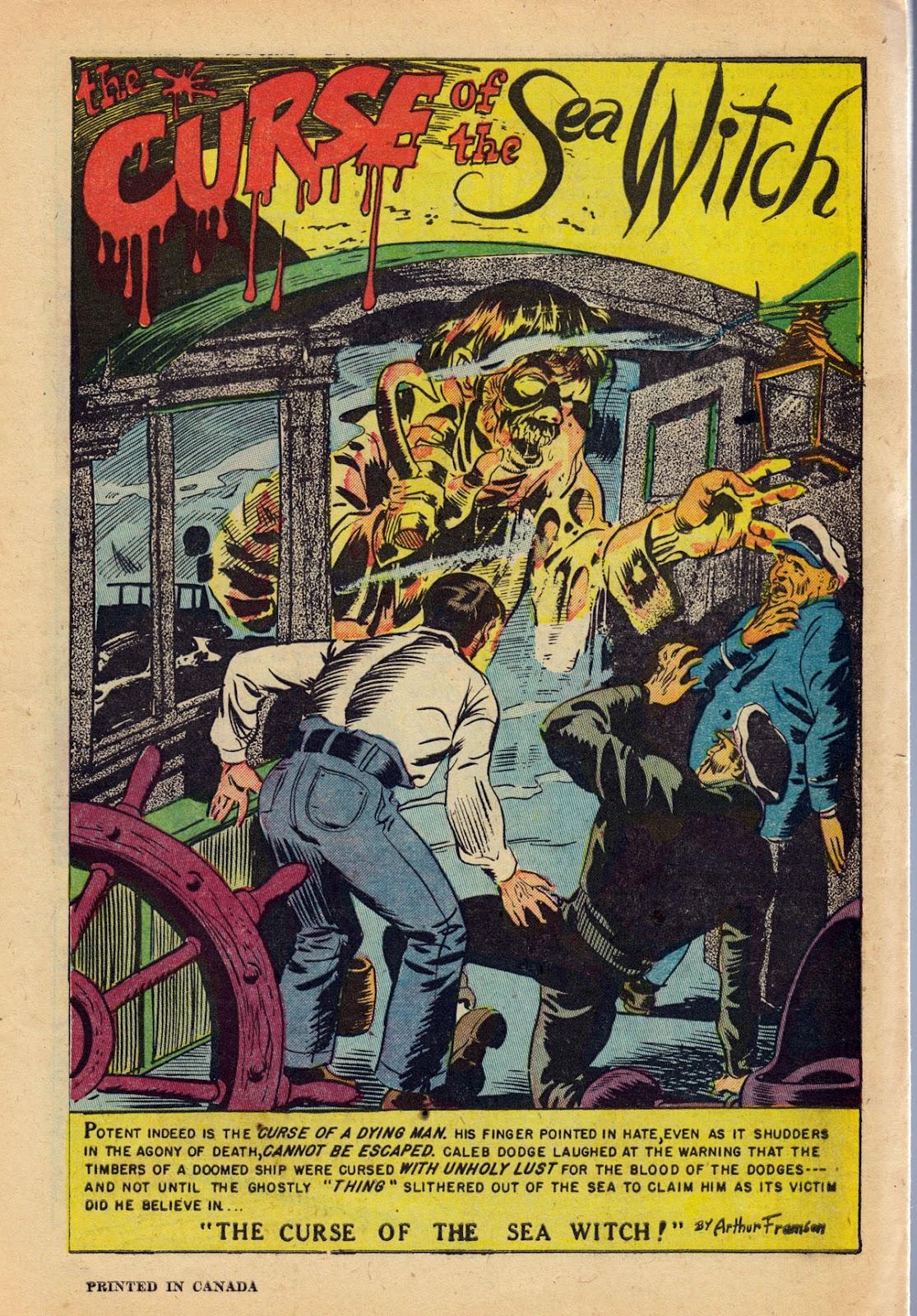 Dark Mysteries issue 1 - Page 3