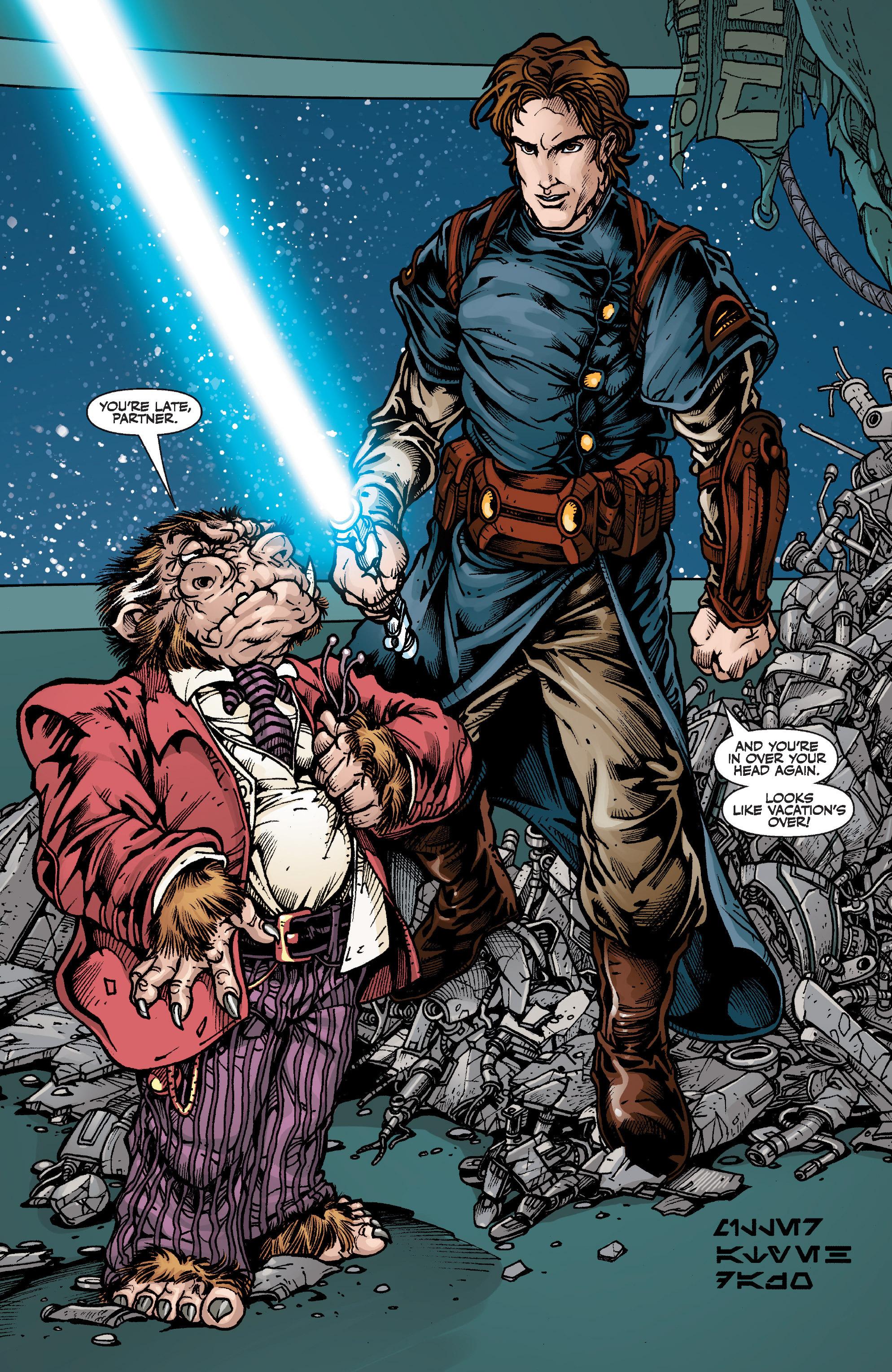 Read online Star Wars Omnibus comic -  Issue # Vol. 32 - 417