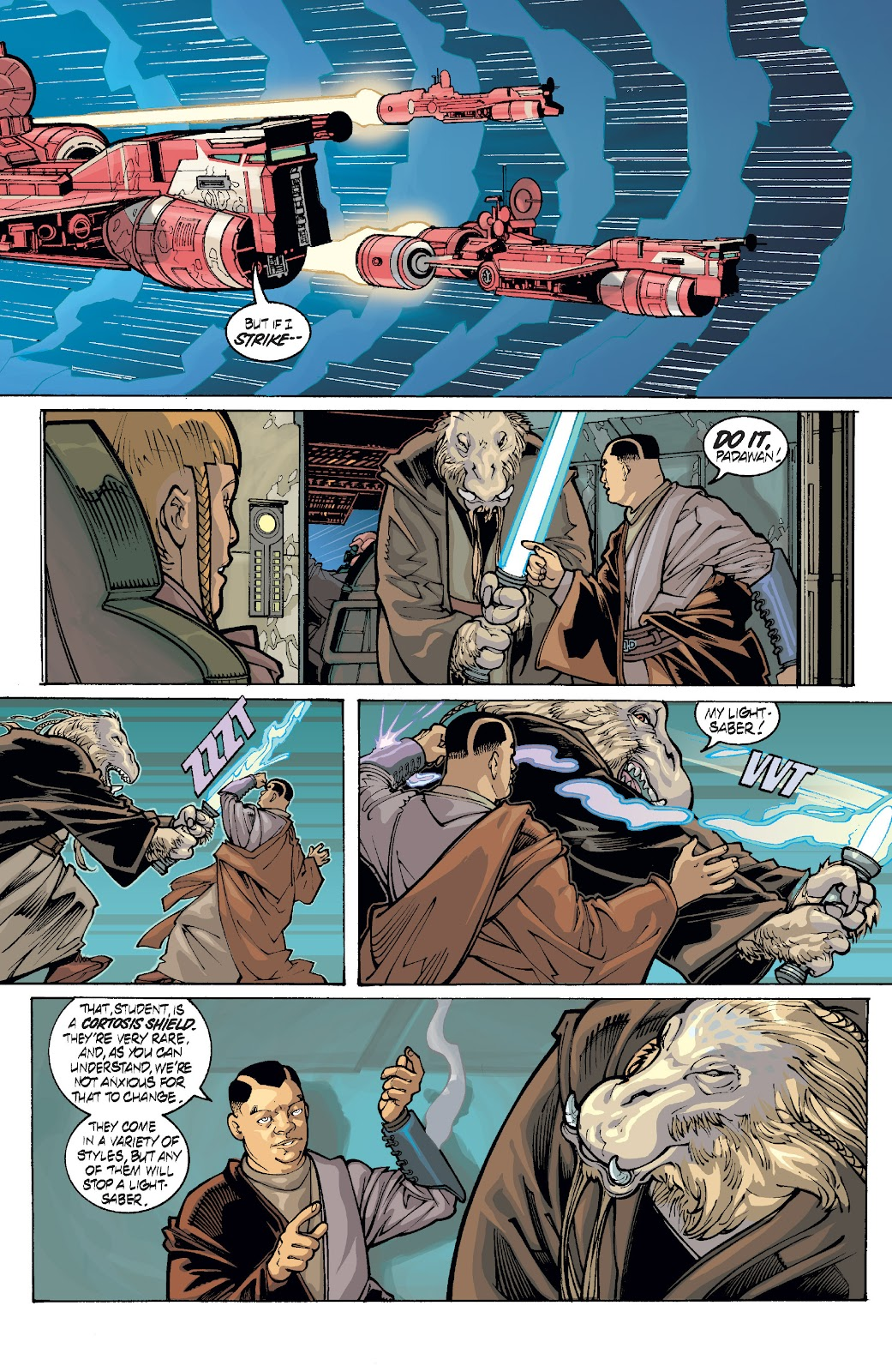 Read online Star Wars Legends: Rise of the Sith - Epic Collection comic -  Issue # TPB 1 (Part 4) - 82