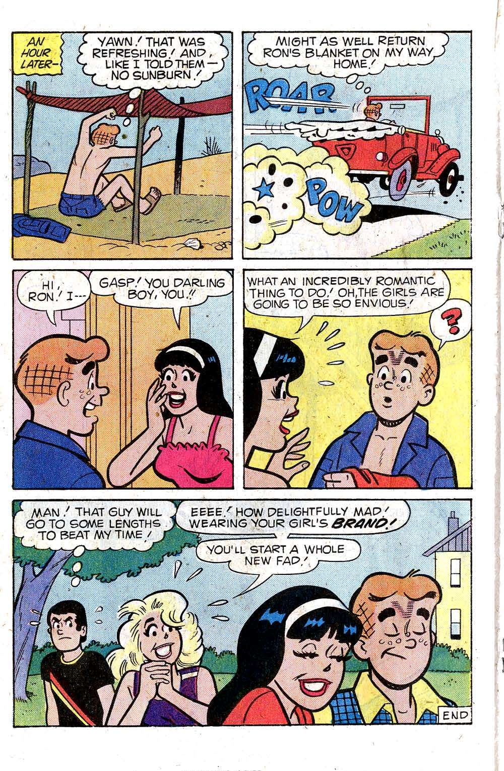 Read online Archie (1960) comic -  Issue #284 - 18