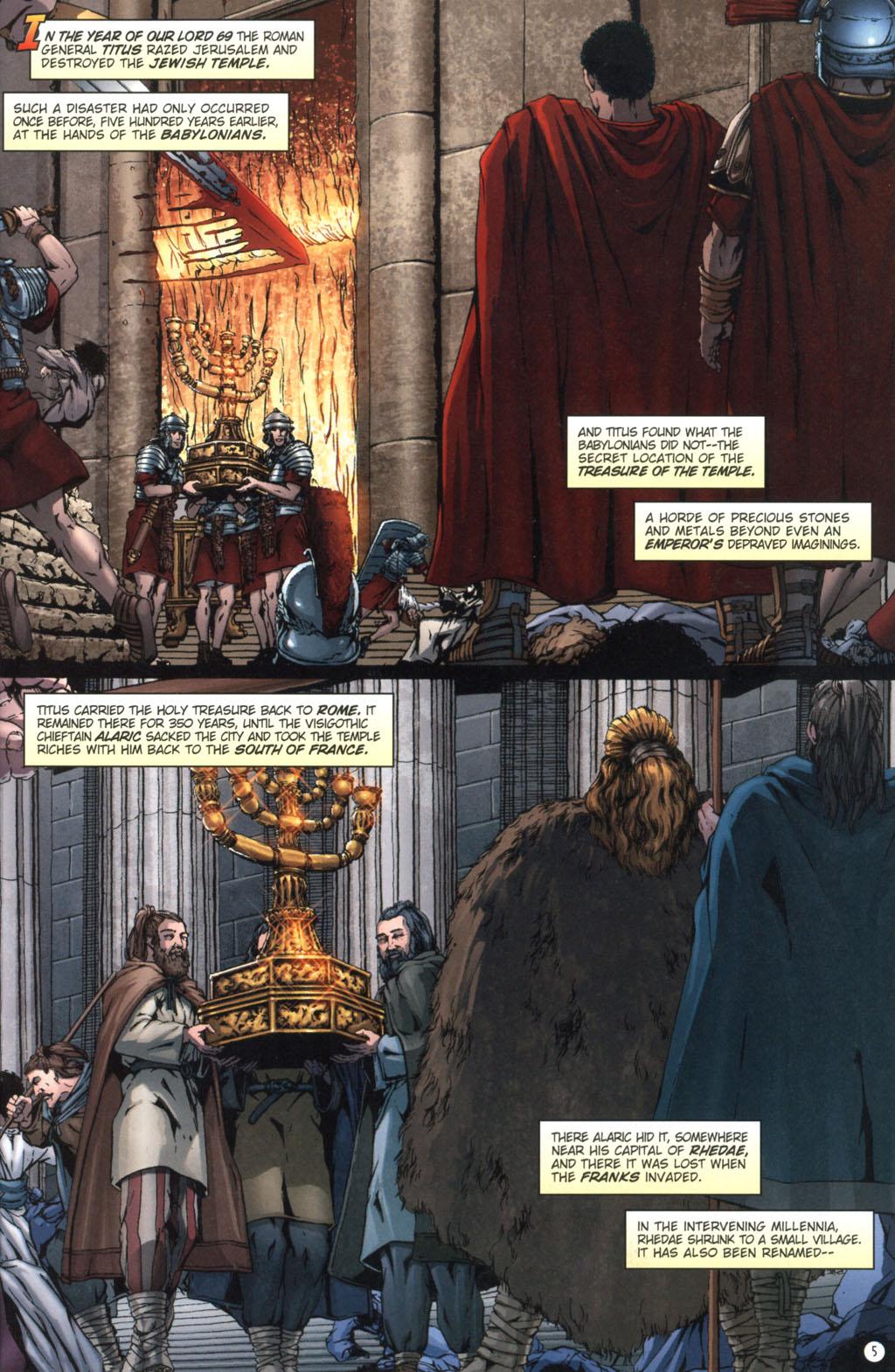 Read online Rex Mundi comic -  Issue #11 - 9