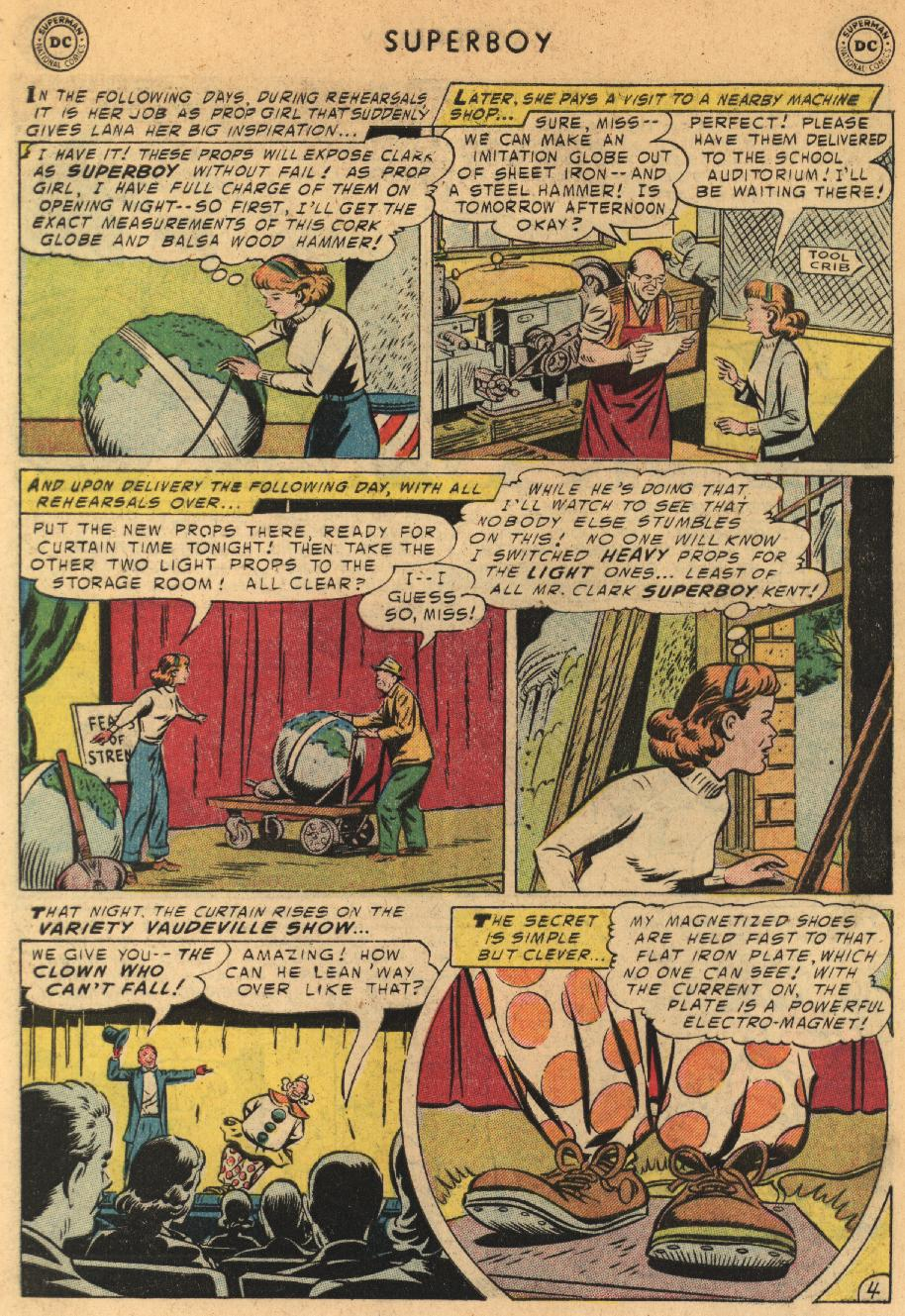 Superboy (1949) issue 44 - Page 25