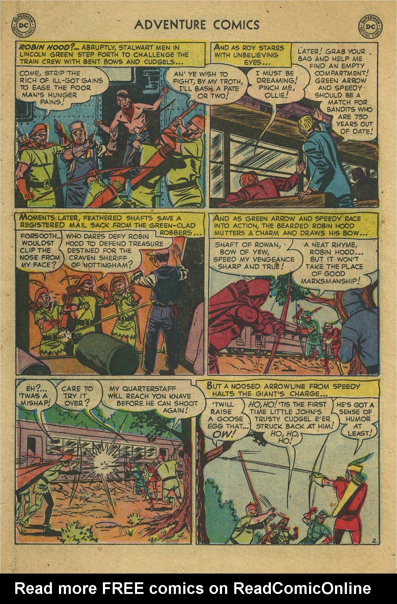 Read online Adventure Comics (1938) comic -  Issue #171 - 32