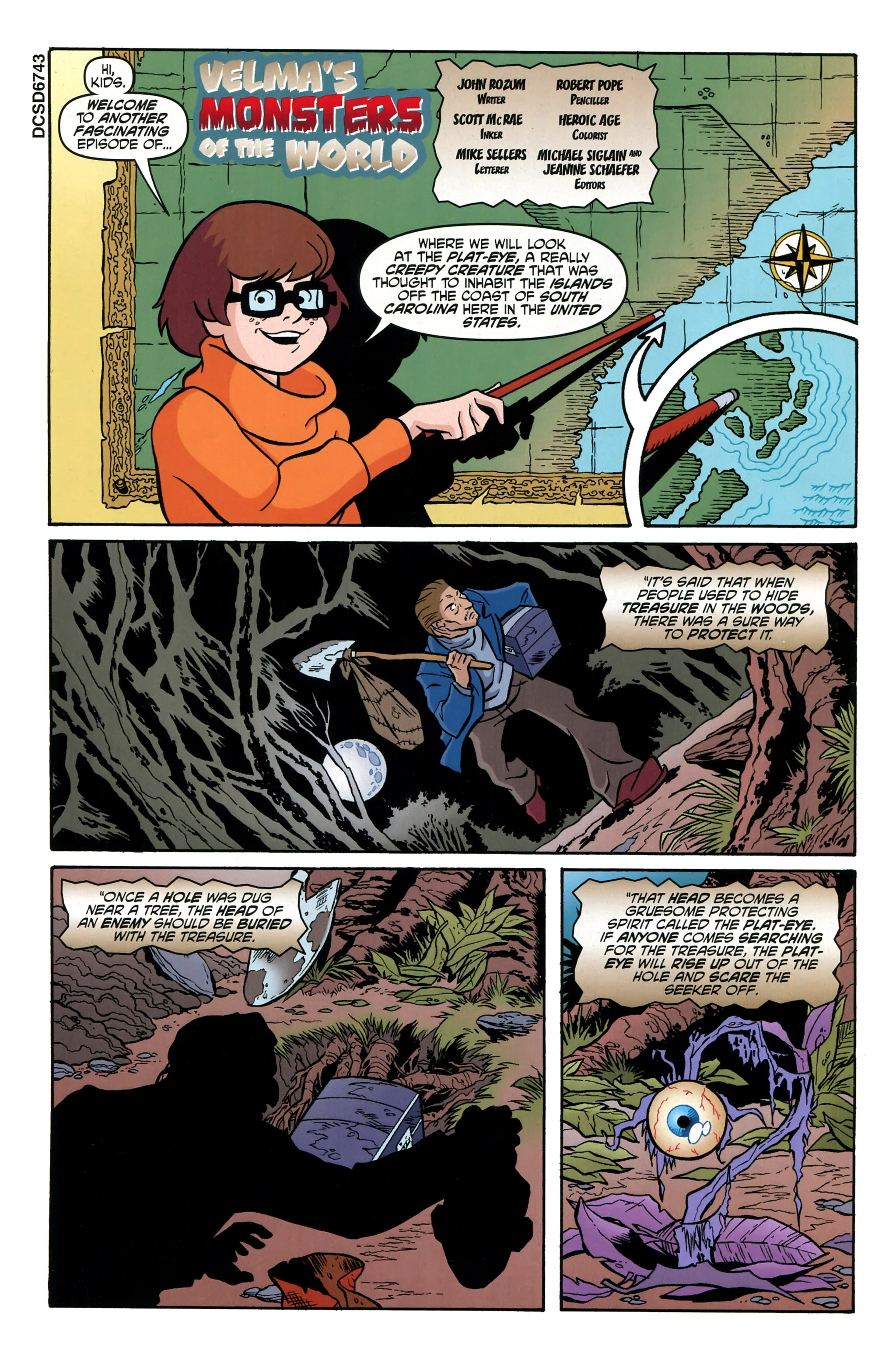 Read online Scooby-Doo: Where Are You? comic -  Issue #39 - 14