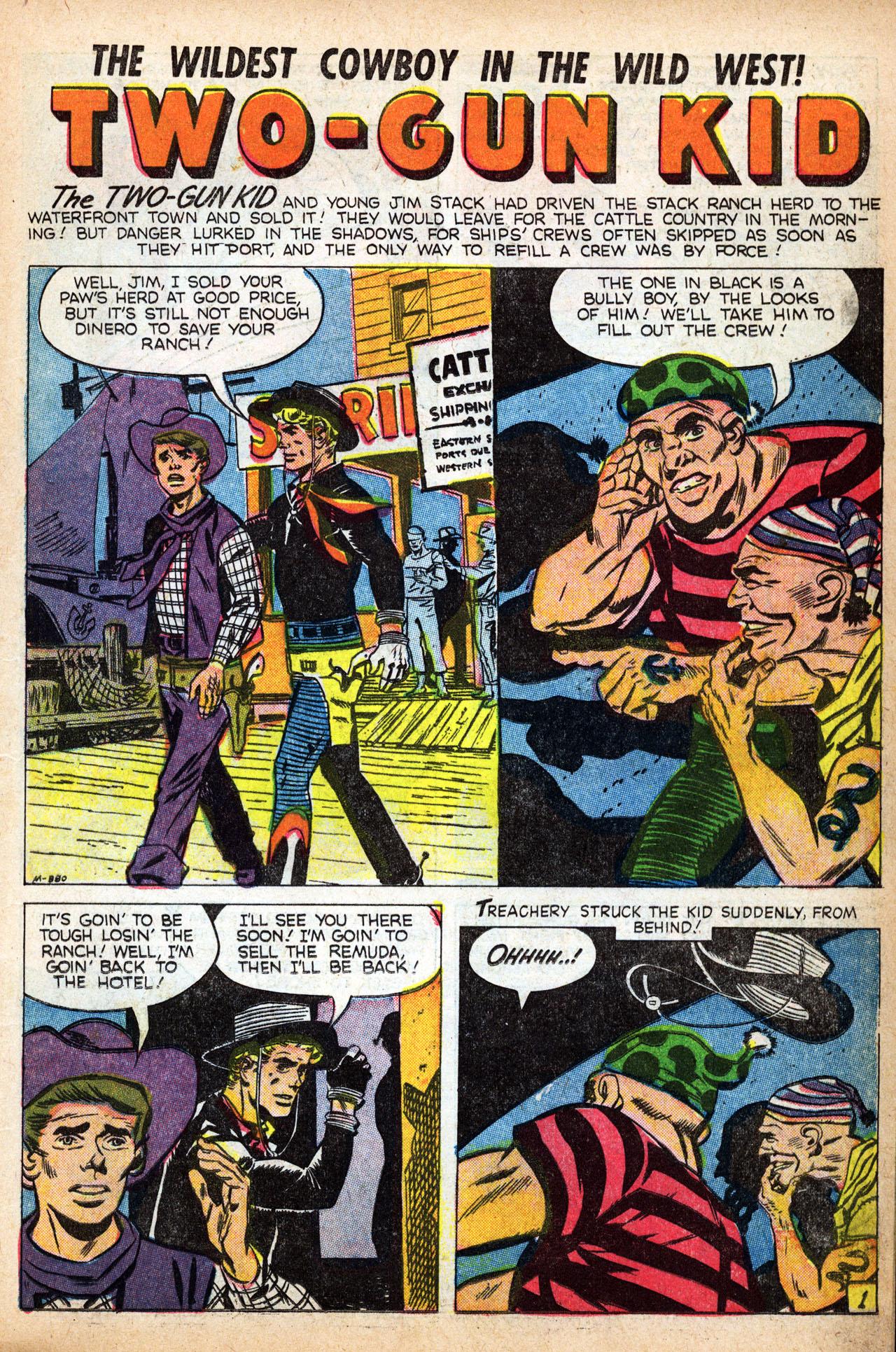 Read online Two-Gun Kid comic -  Issue #39 - 15