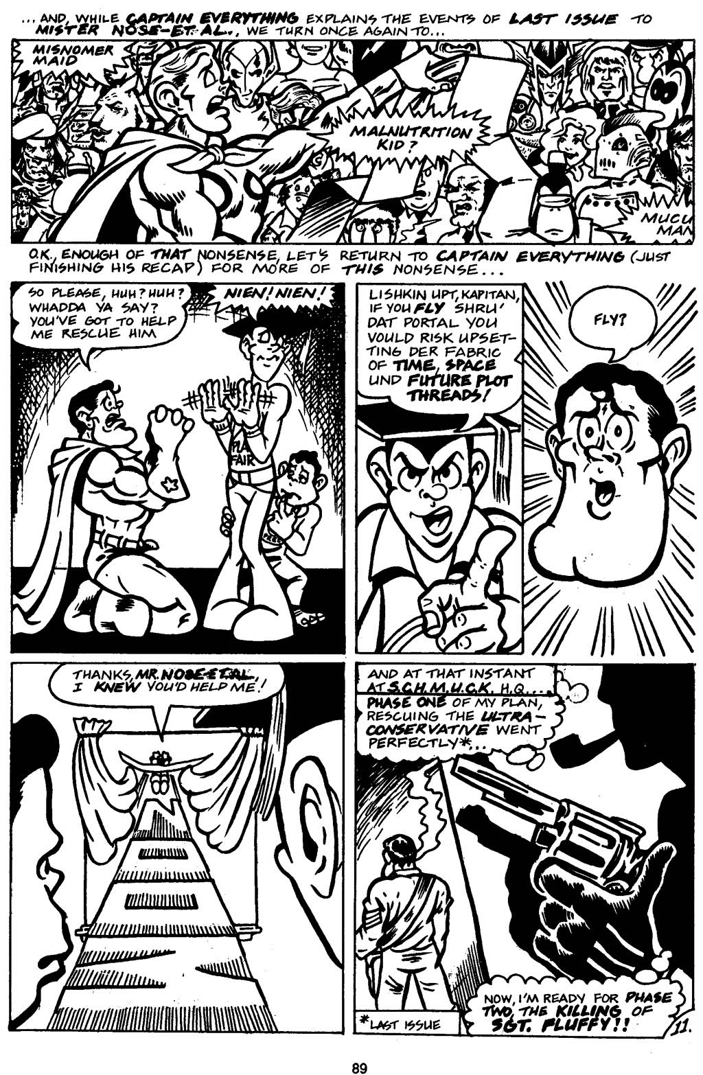 Read online Normalman - The Novel comic -  Issue # TPB (Part 1) - 92