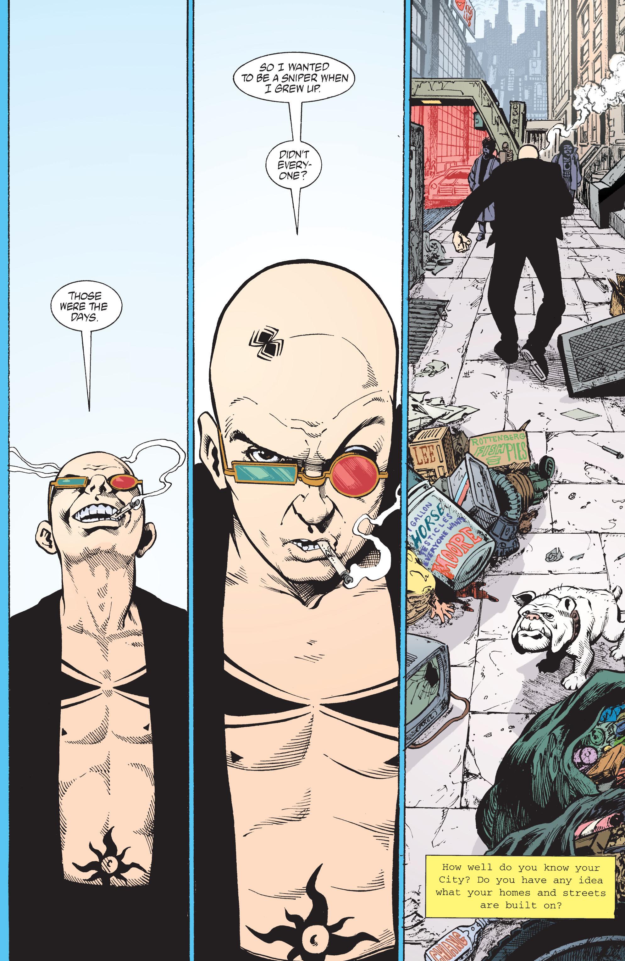 Read online Transmetropolitan comic -  Issue #42 - 10