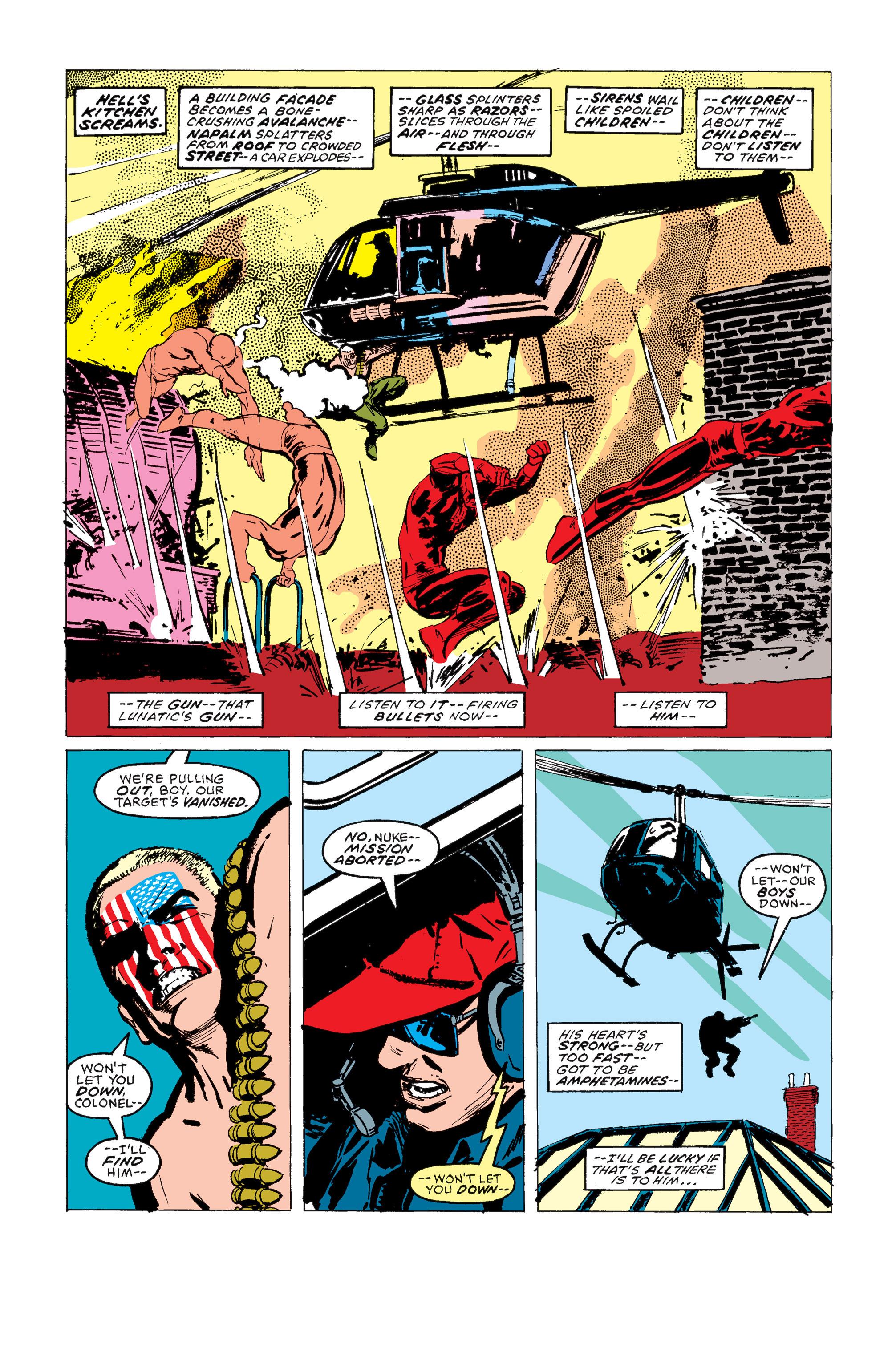 Read online Daredevil: Born Again comic -  Issue # Full - 171