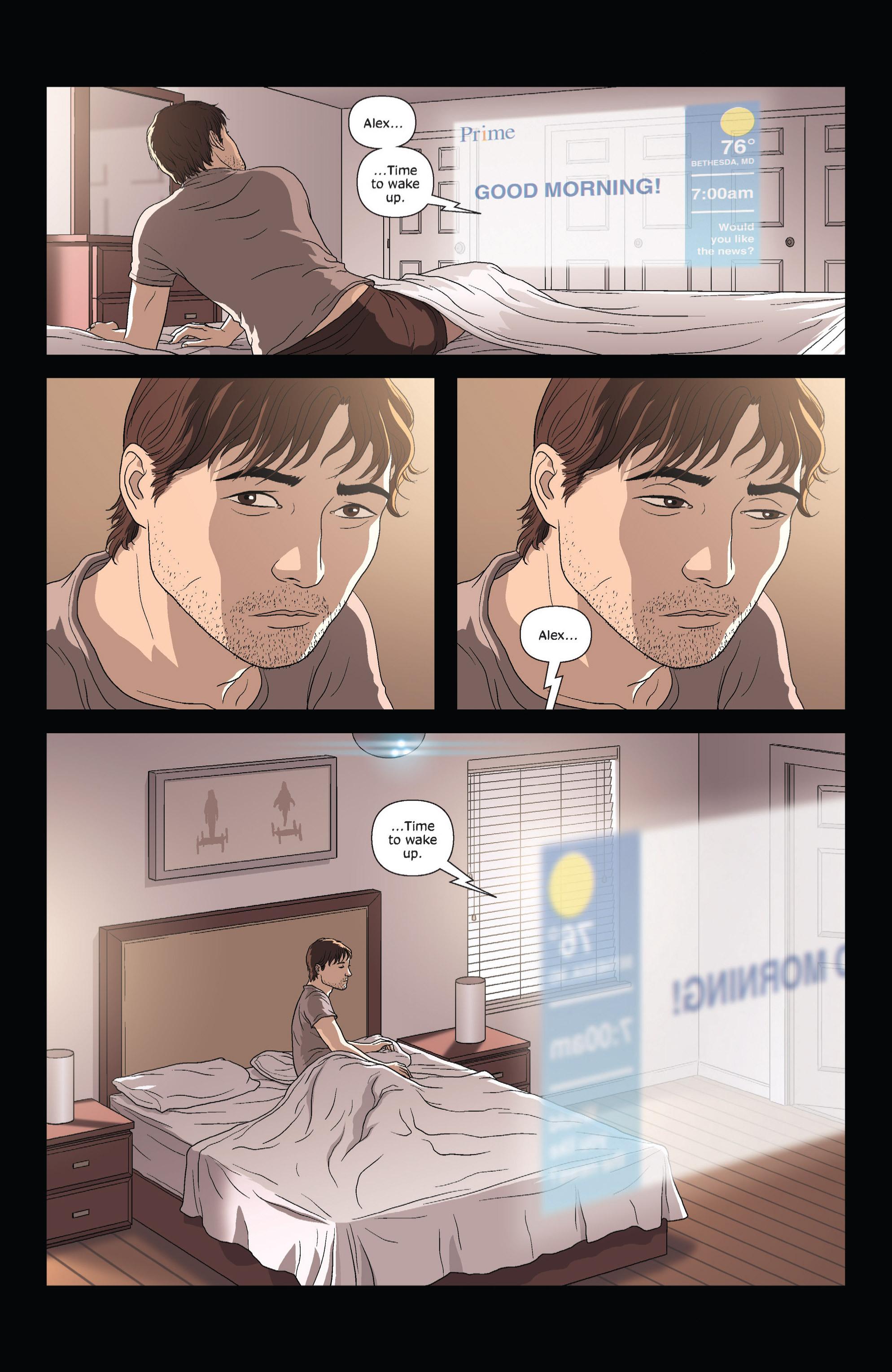 Read online Alex   Ada comic -  Issue #1 - 4