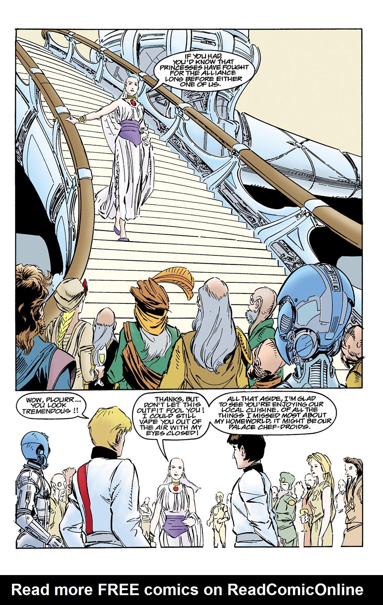 Read online Star Wars Omnibus comic -  Issue # Vol. 2 - 140