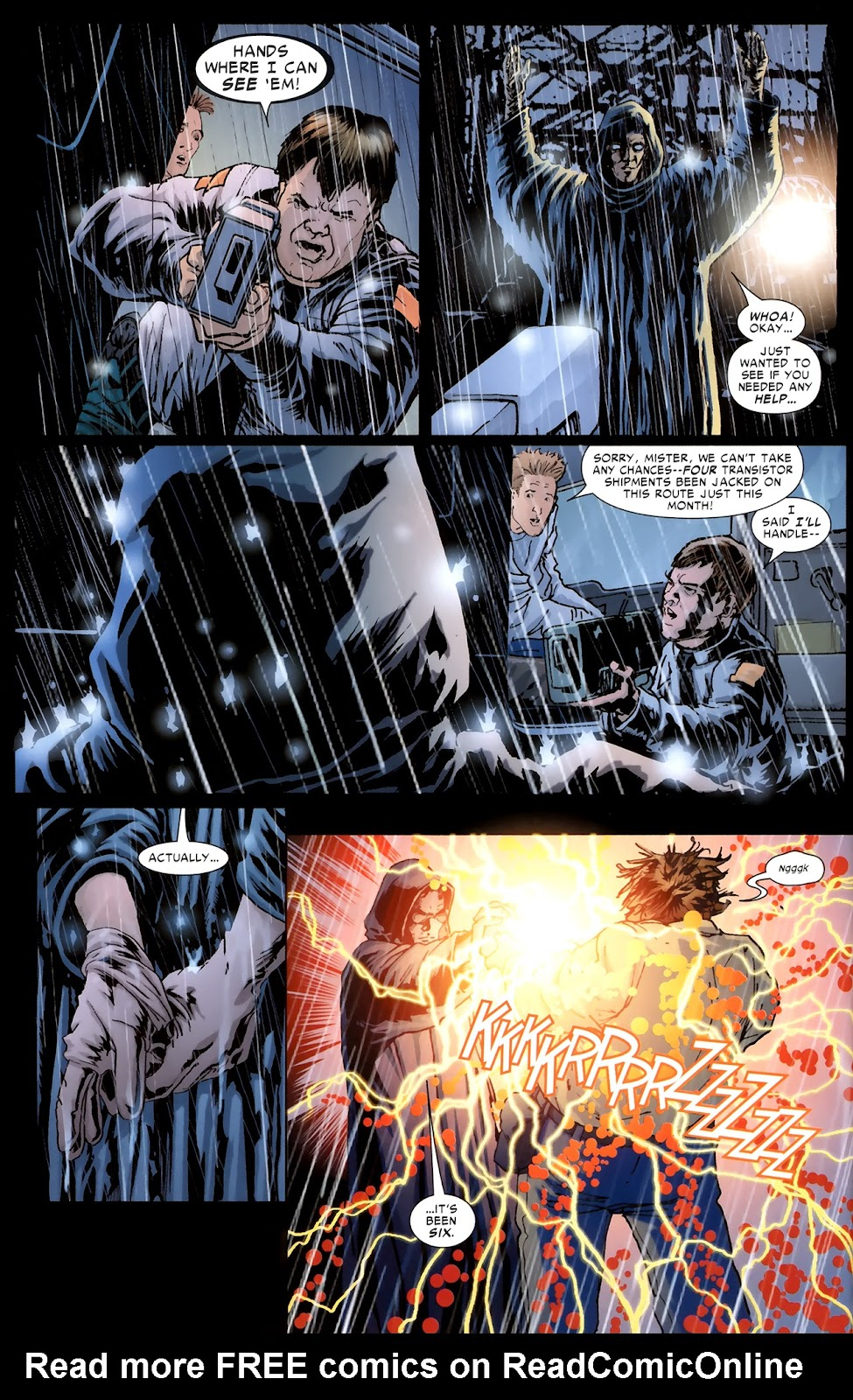 Web of Spider-Man (2009) Issue #2 #2 - English 5