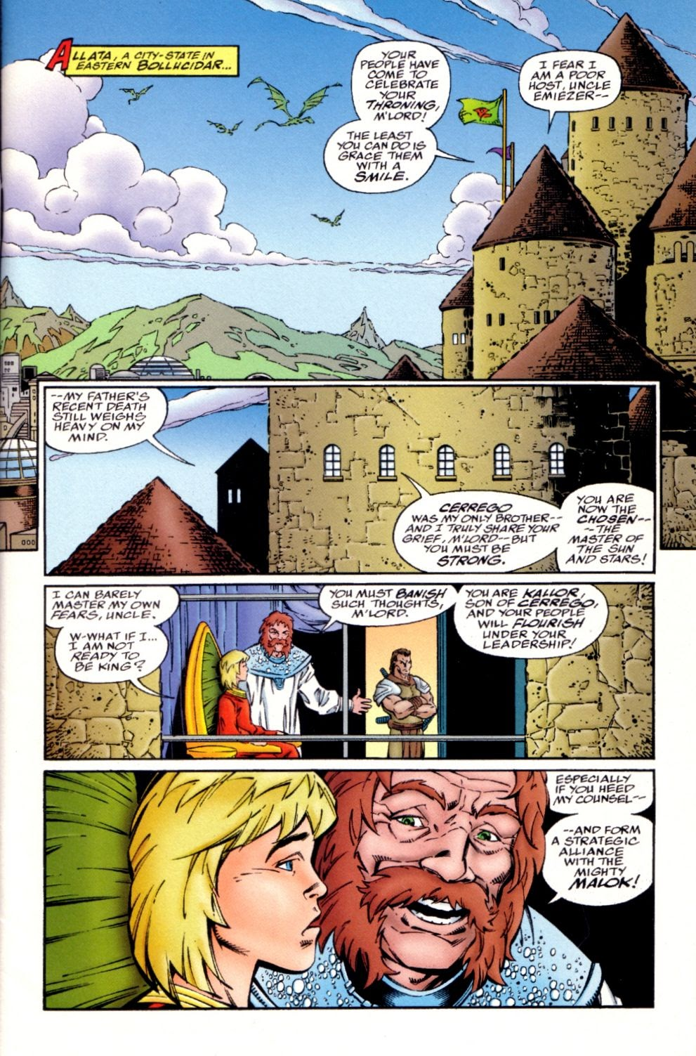 Read online Randy O'Donnell is The M@N comic -  Issue #2 - 3