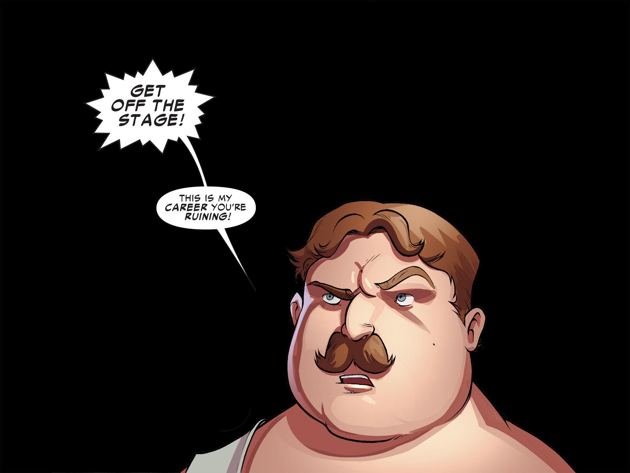 Read online Ultimate Spider-Man (Infinite Comics) (2016) comic -  Issue #9 - 60
