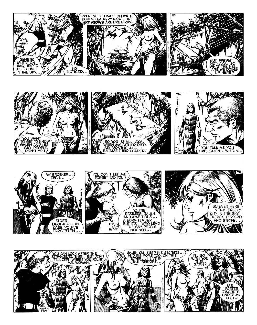 Axa issue 5 - Page 11