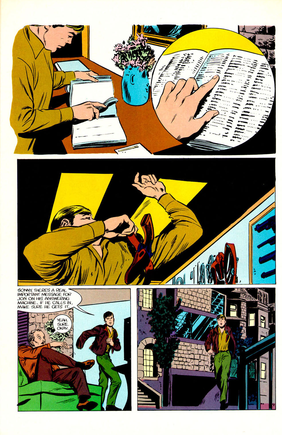 Jon Sable, Freelance issue 51 - Page 22