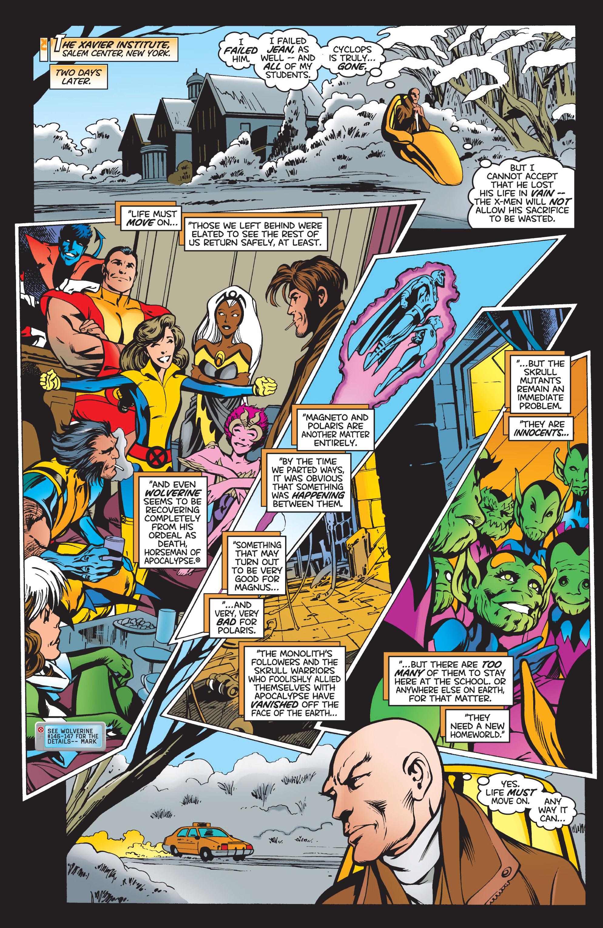 X-Men (1991) 98 Page 20