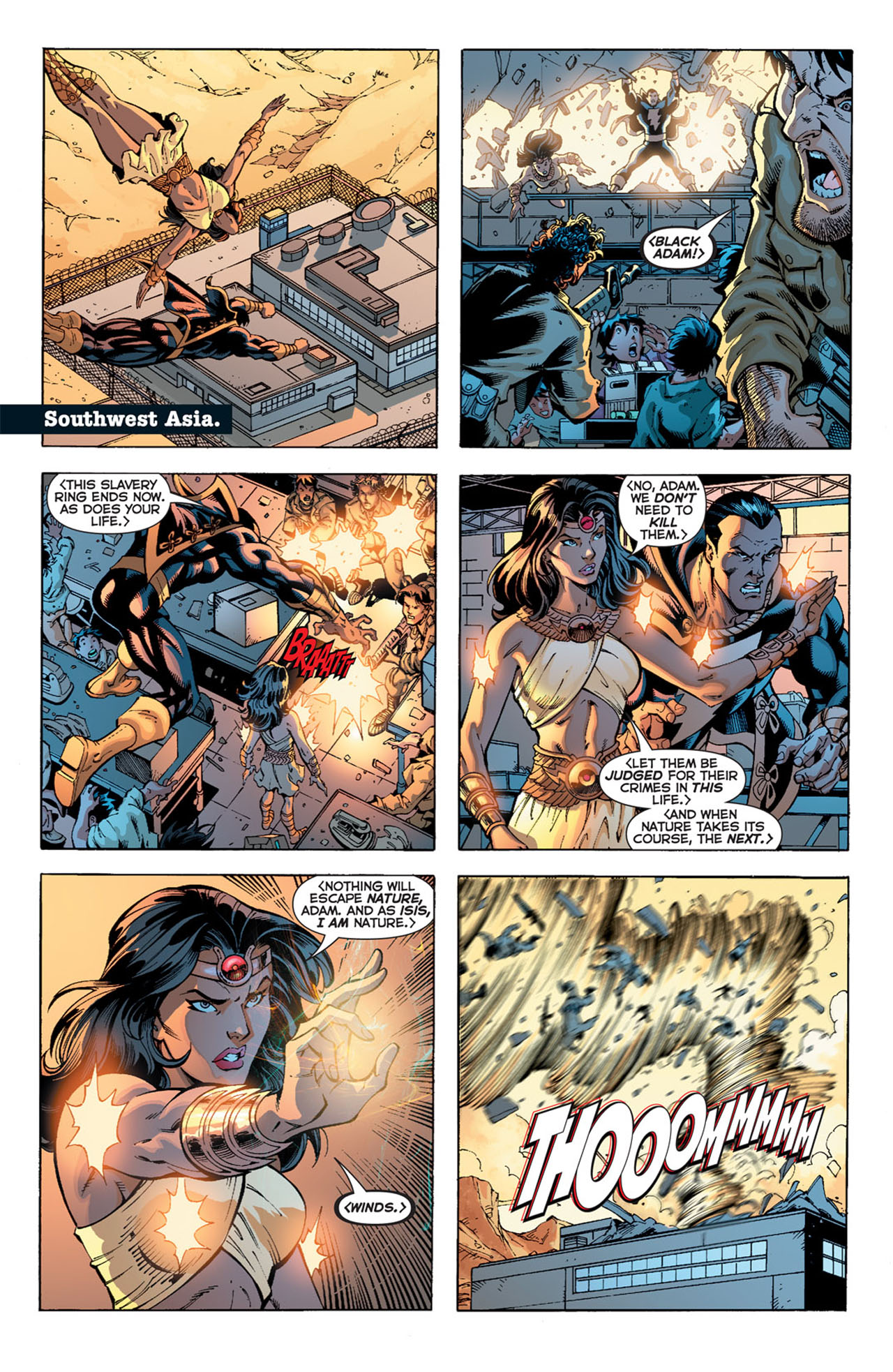 Read online 52 comic -  Issue #13 - 11