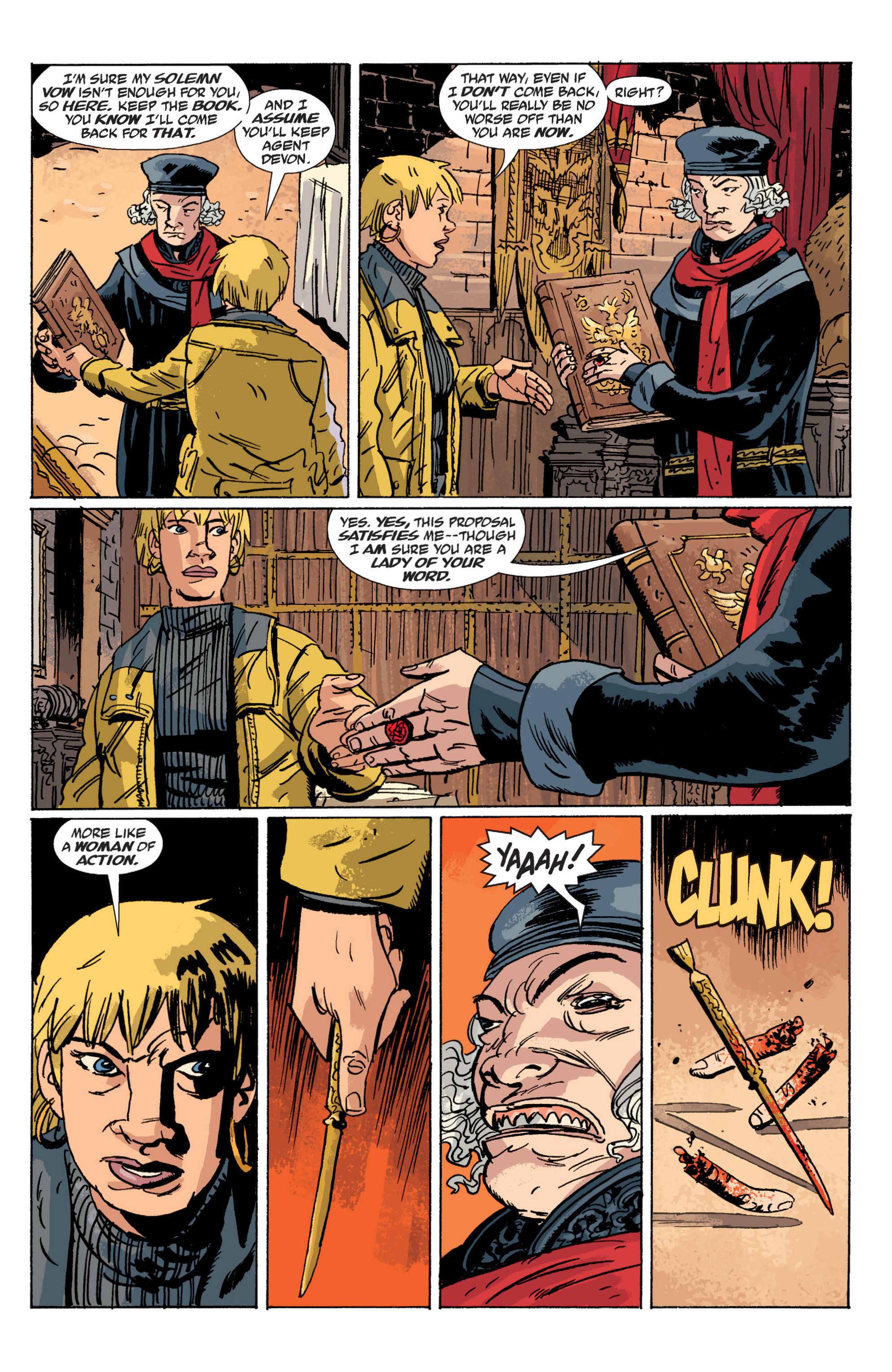 Read online B.P.R.D. (2003) comic -  Issue # TPB 6 - 118