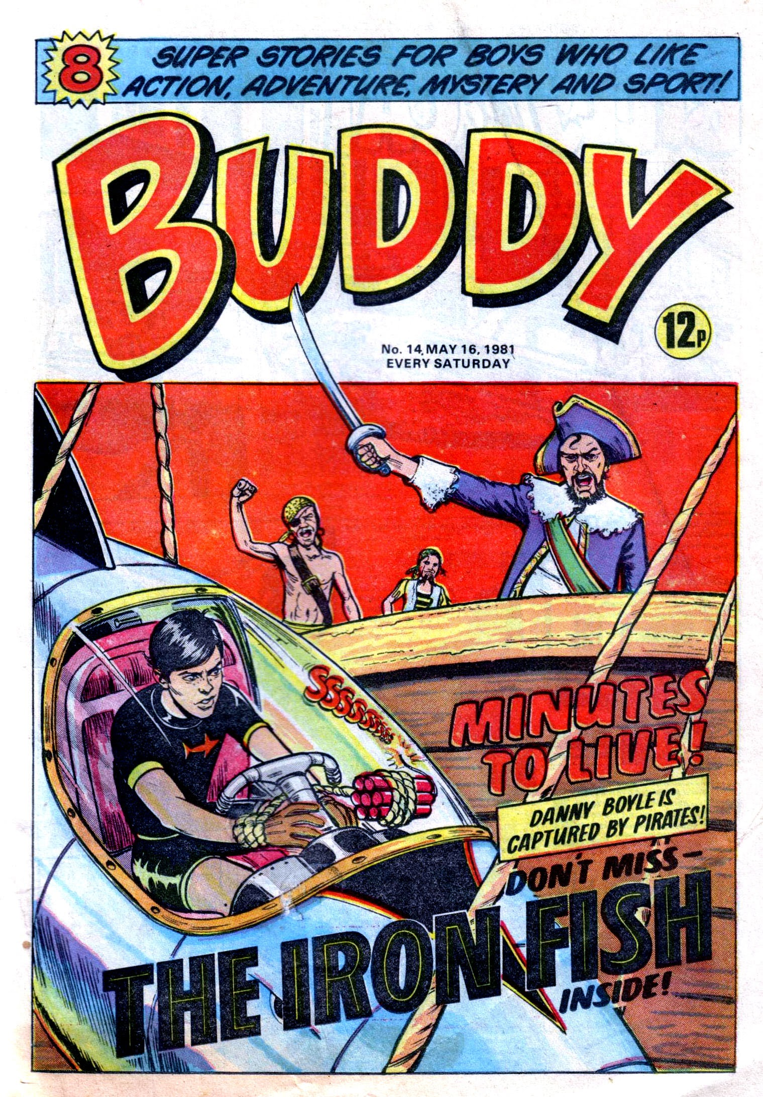Buddy issue 14 - Page 1