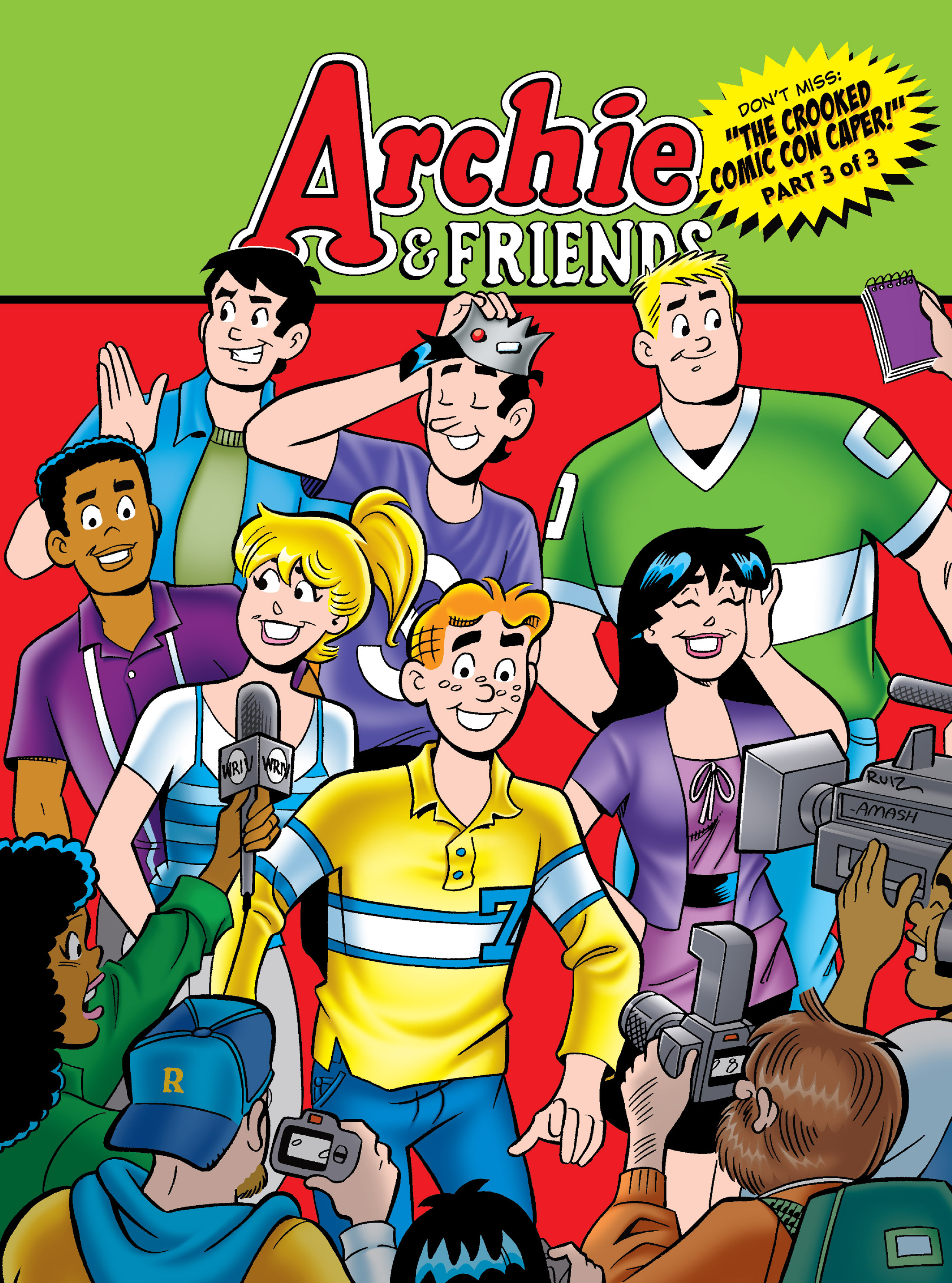 Read online Archie's Funhouse Double Digest comic -  Issue #7 - 35