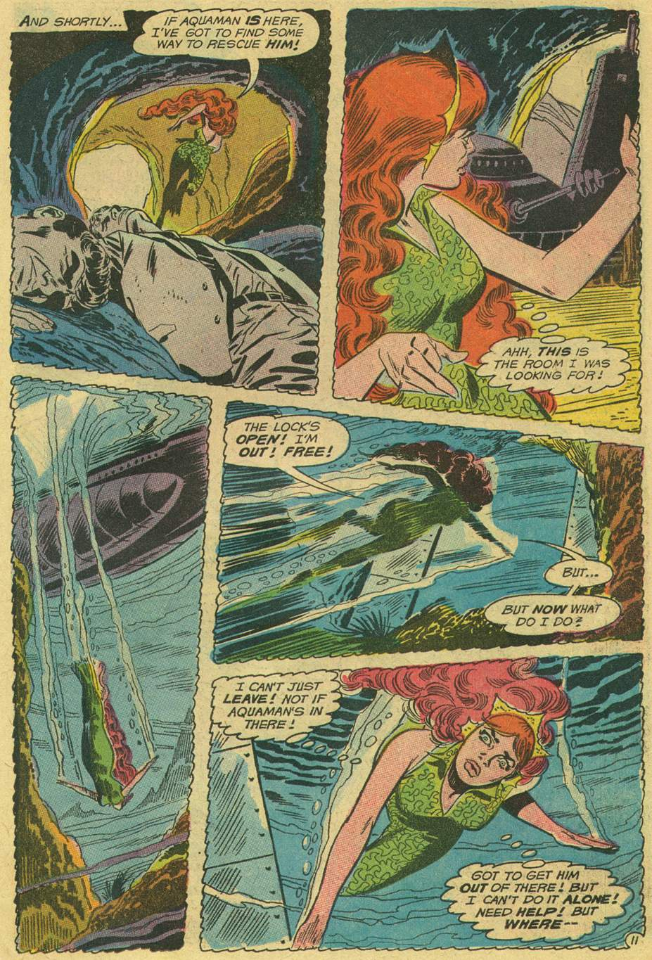 Read online Aquaman (1962) comic -  Issue #46 - 15