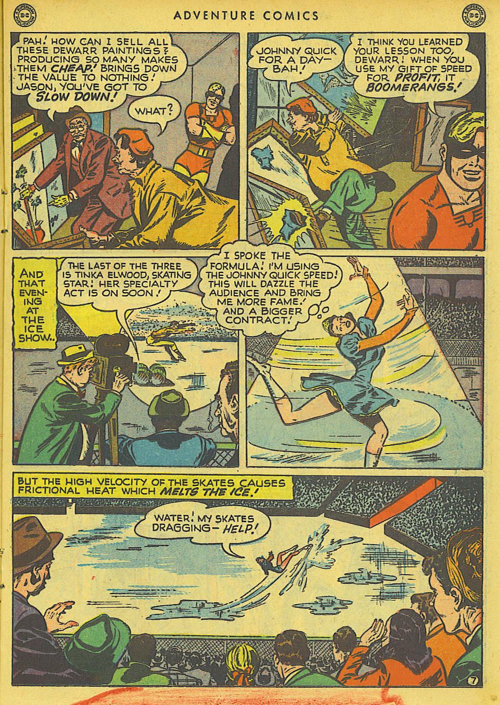 Read online Adventure Comics (1938) comic -  Issue #136 - 23