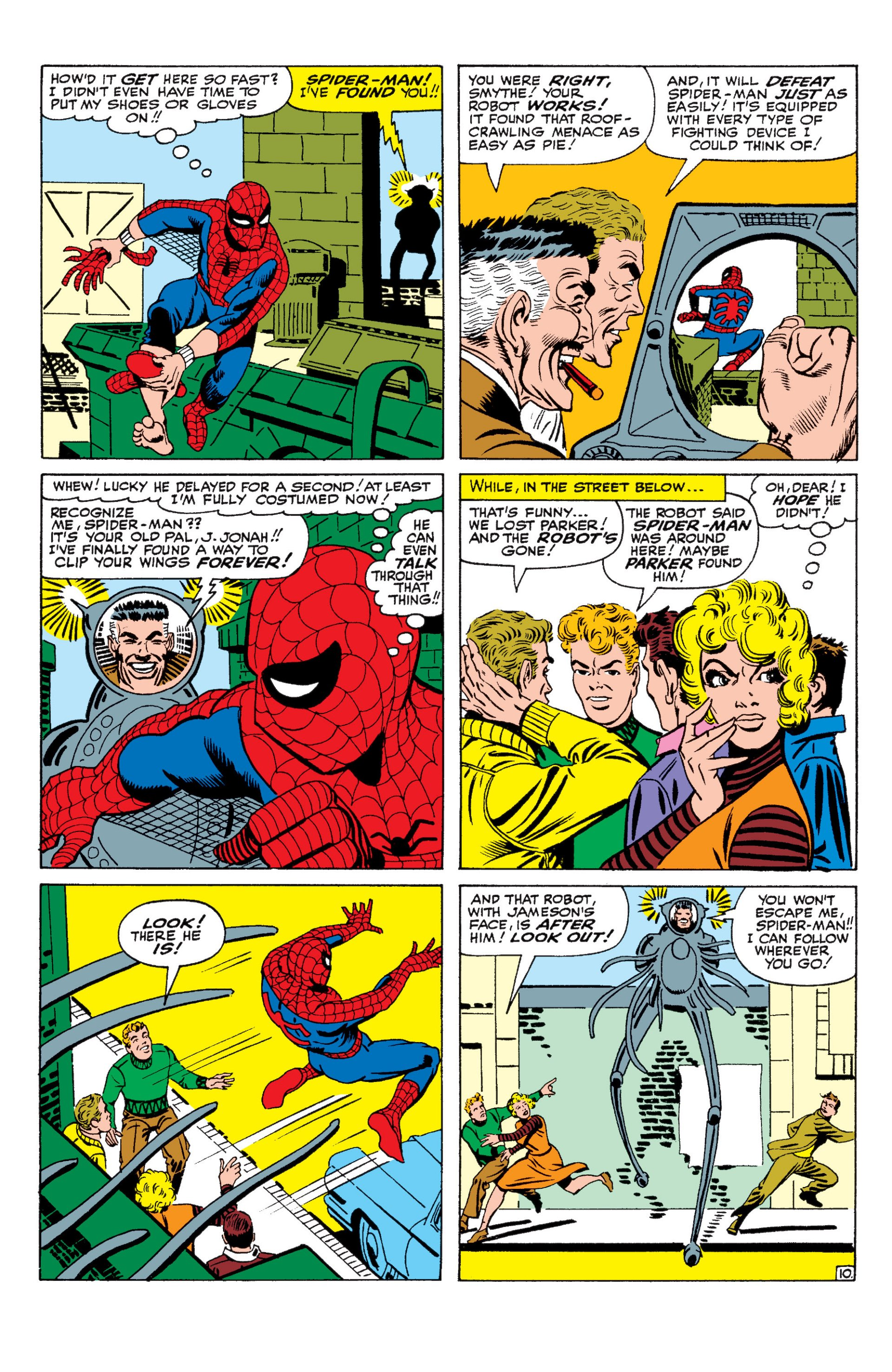 The Amazing Spider-Man (1963) 25 Page 10