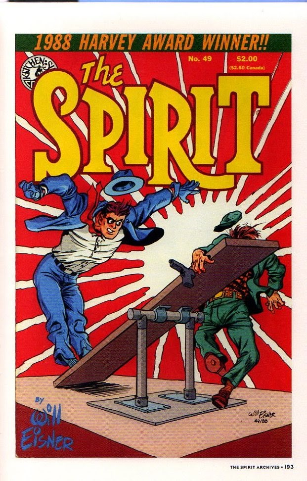Read online Will Eisner's The Spirit Archives comic -  Issue # TPB 26 (Part 2) - 100