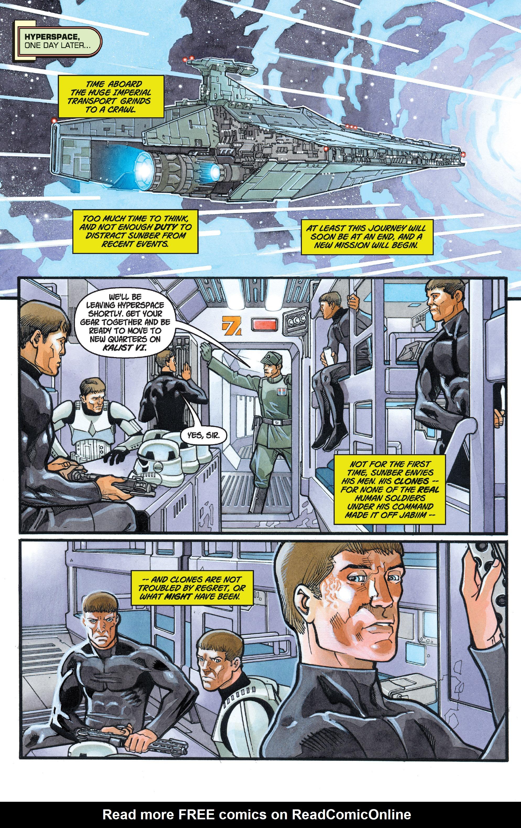 Read online Star Wars Omnibus comic -  Issue # Vol. 22 - 209
