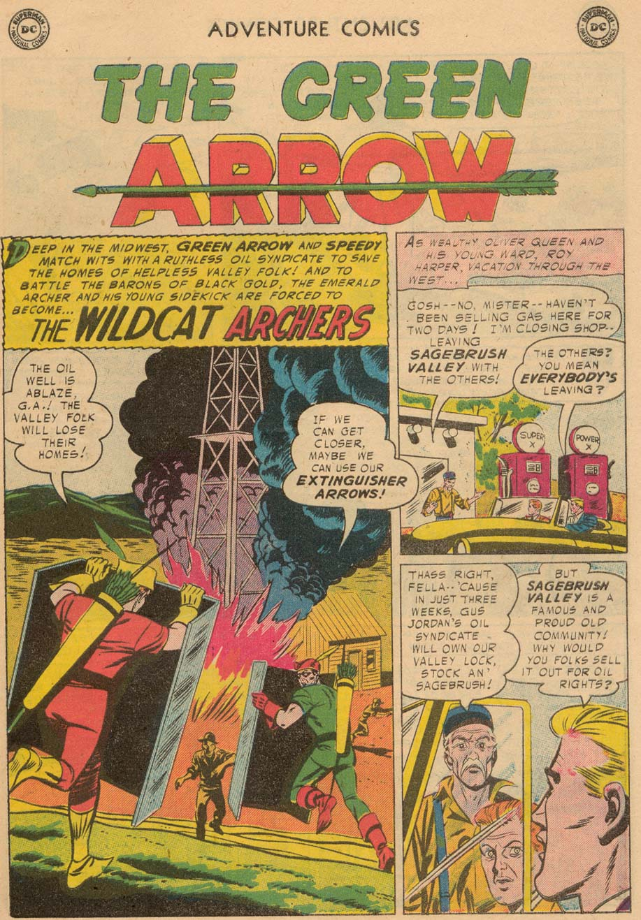 Read online Adventure Comics (1938) comic -  Issue #229 - 27