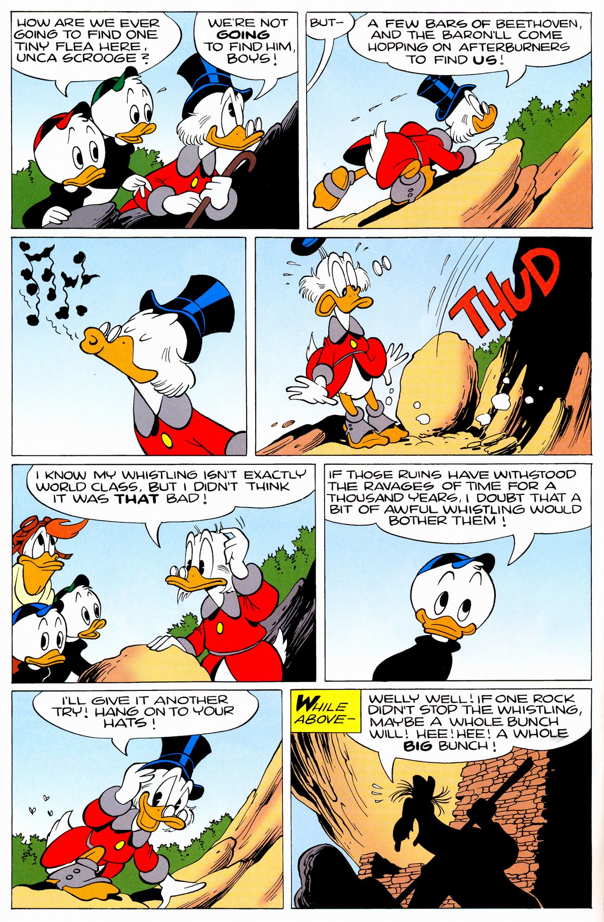 Read online Uncle Scrooge (1953) comic -  Issue #326 - 50