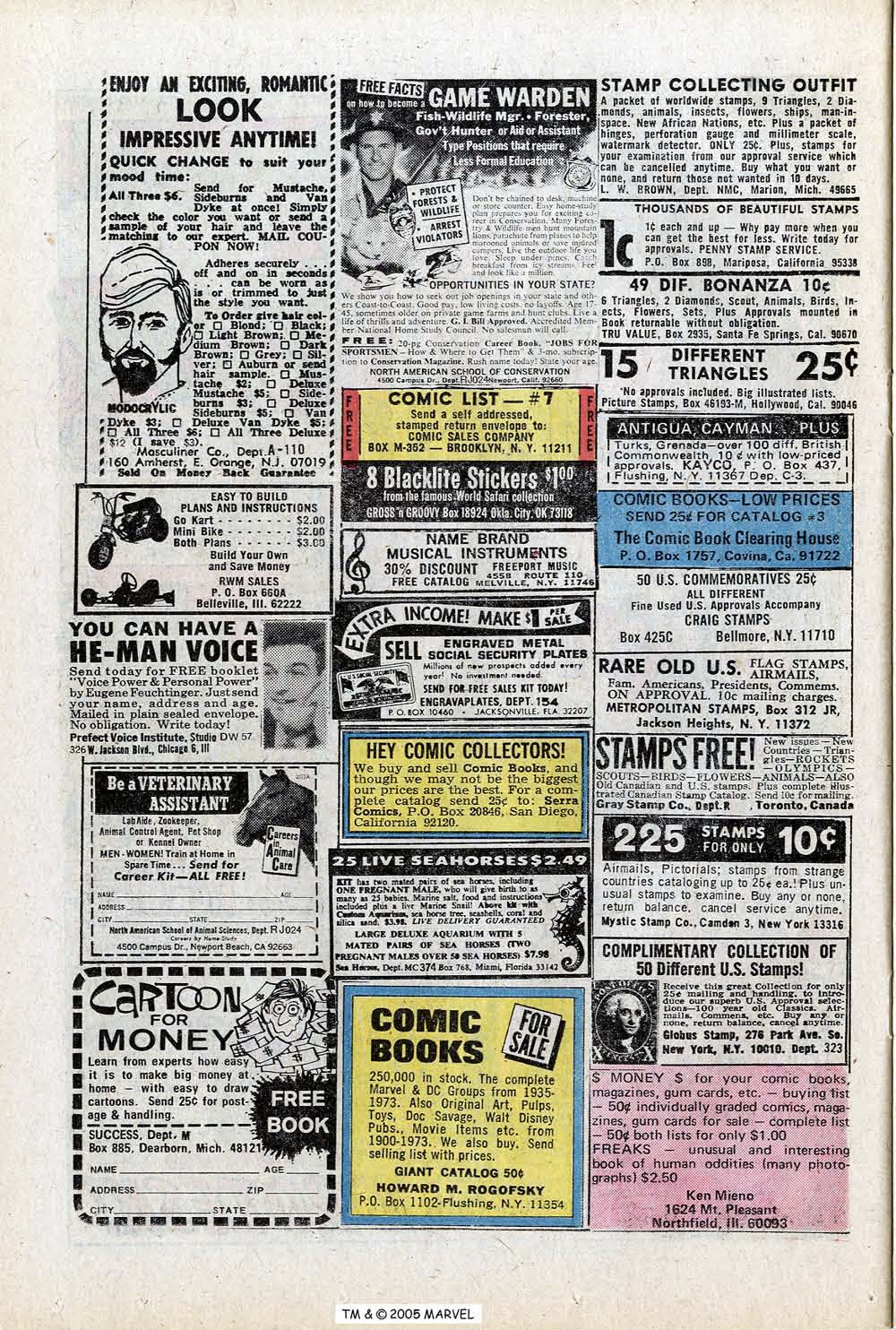 Uncanny X-Men (1963) issue 88 - Page 26
