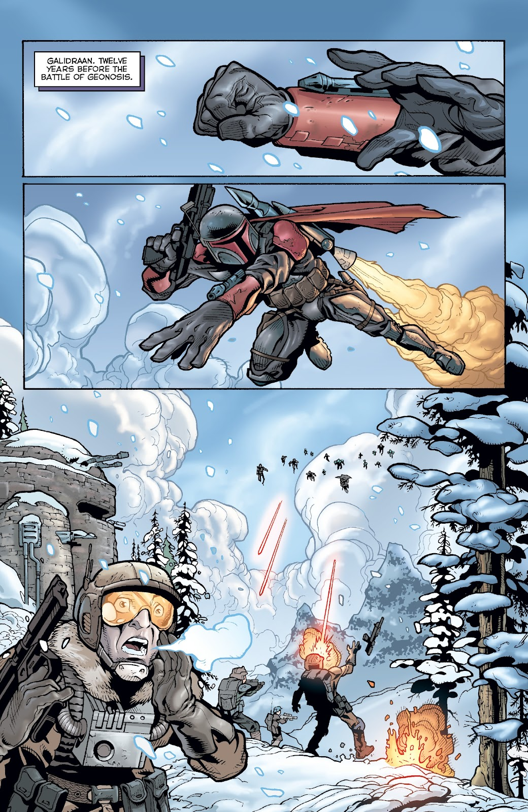 Read online Star Wars Legends Epic Collection: The Menace Revealed comic -  Issue # TPB (Part 1) - 54
