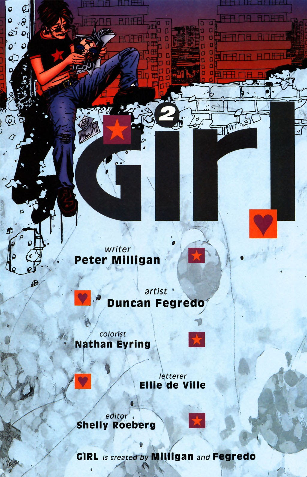 Read online Girl comic -  Issue #2 - 2