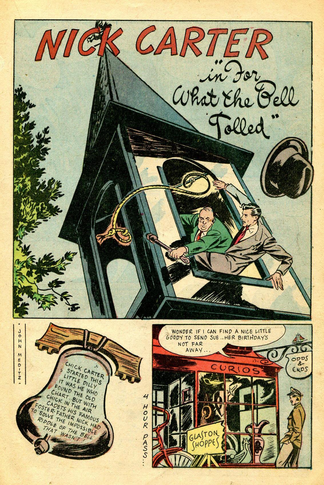 Read online Shadow Comics comic -  Issue #51 - 26