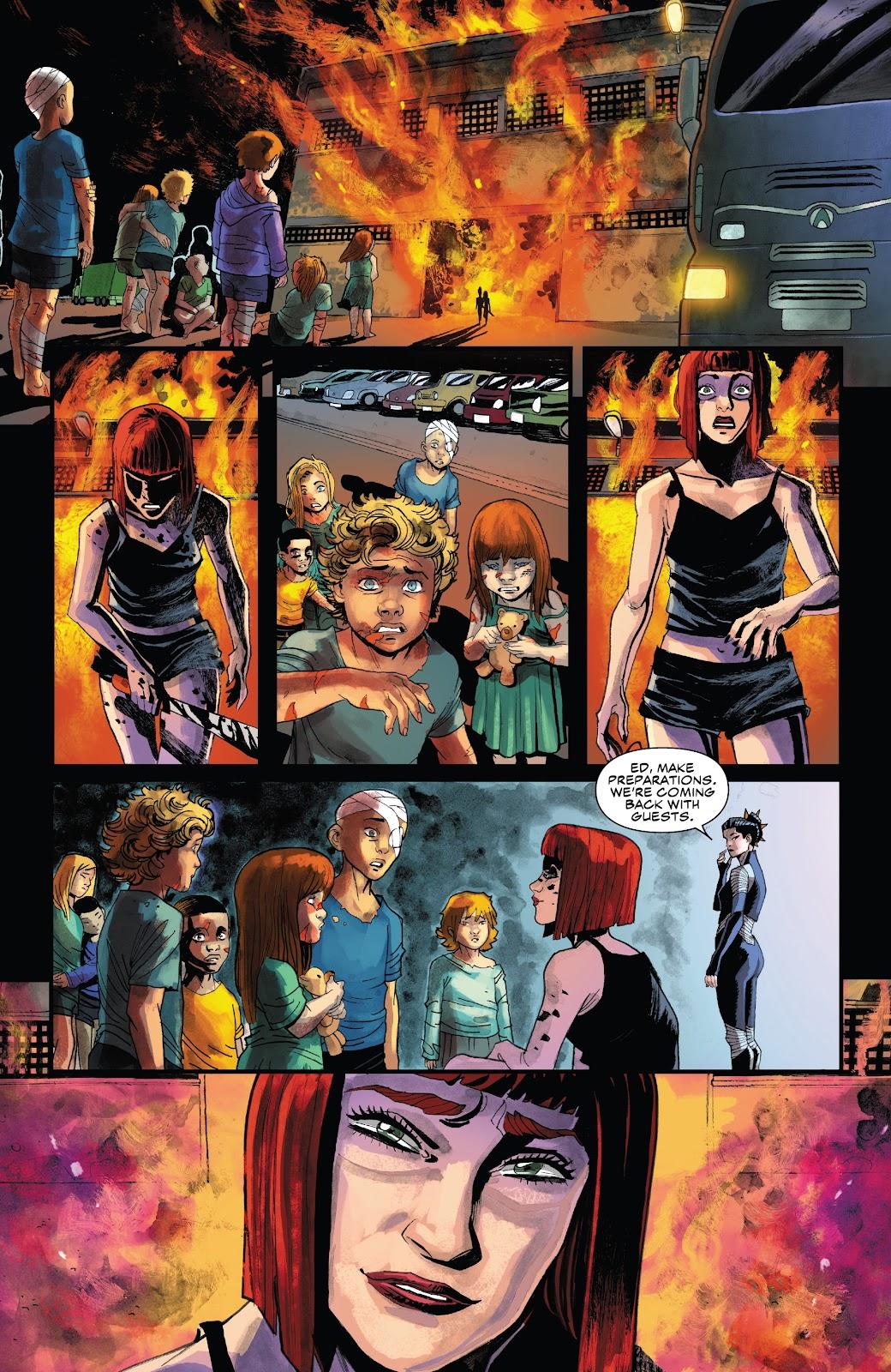 Read online Black Widow (2019) comic -  Issue #4 - 15