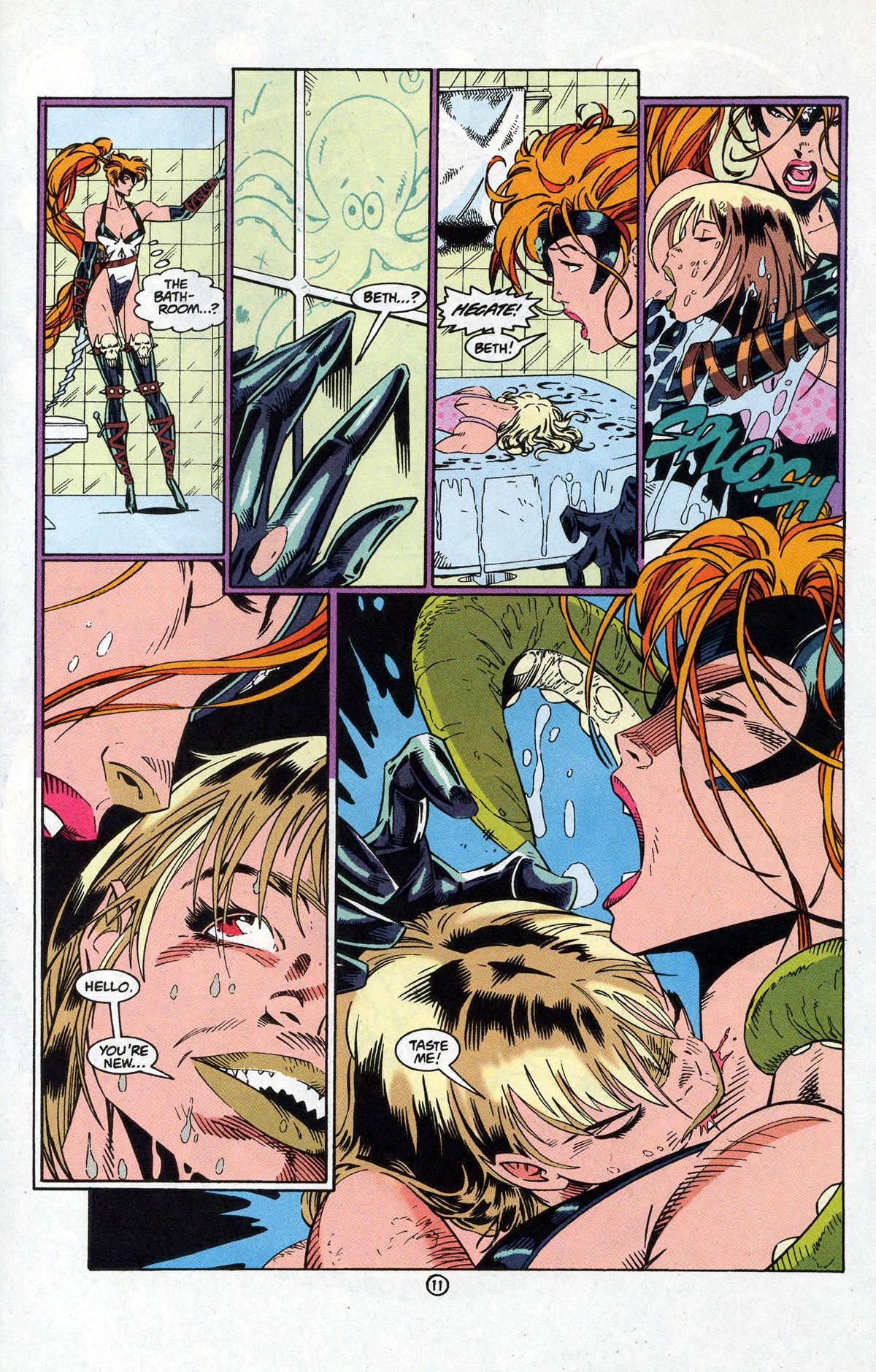 Read online Artemis: Requiem comic -  Issue #3 - 17