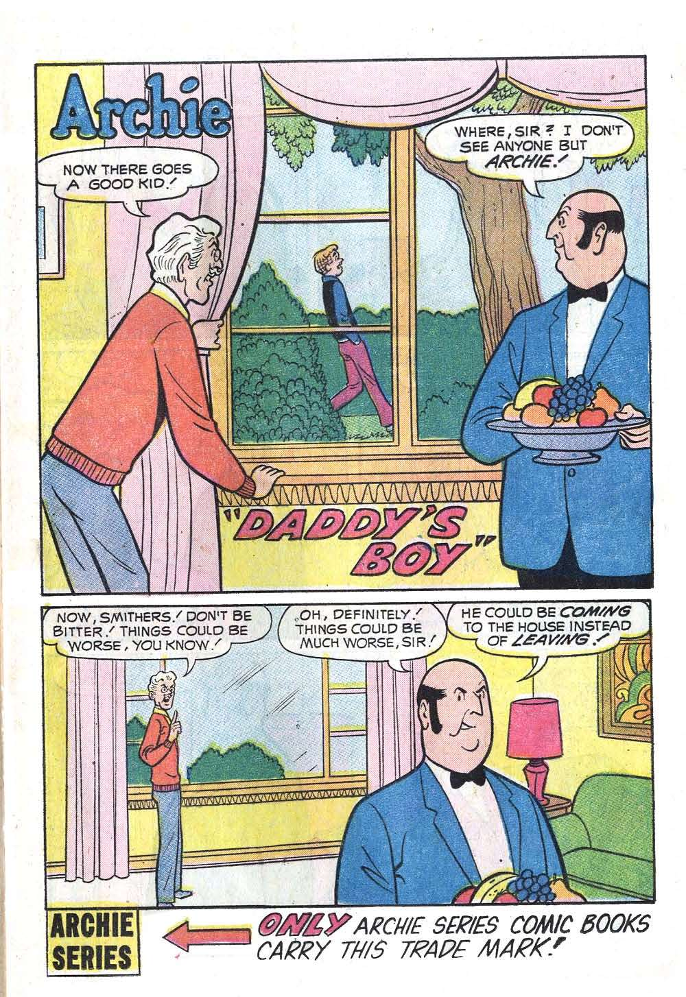 Read online Archie (1960) comic -  Issue #219 - 13