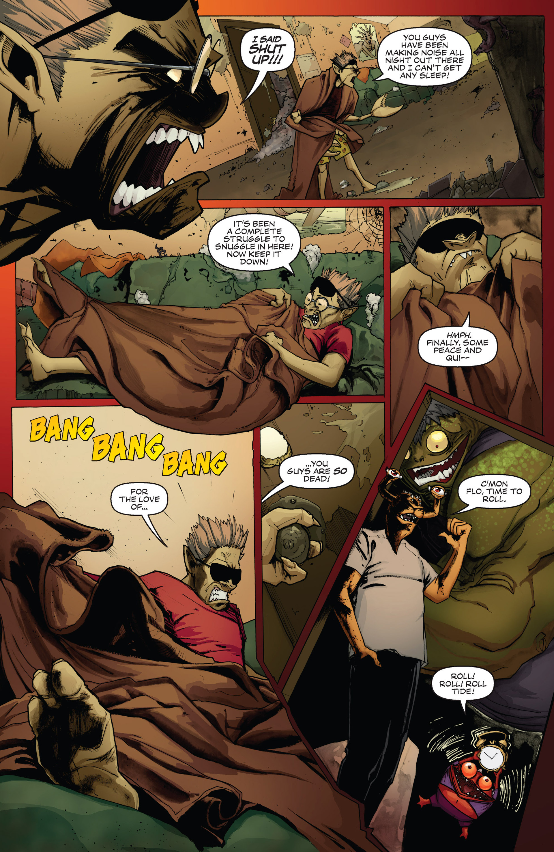 Read online Shrugged (2013) comic -  Issue #2 - 13