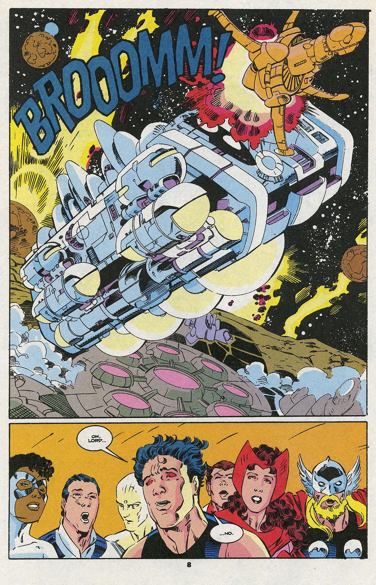 Read online Wonder Man (1991) comic -  Issue #8 - 6