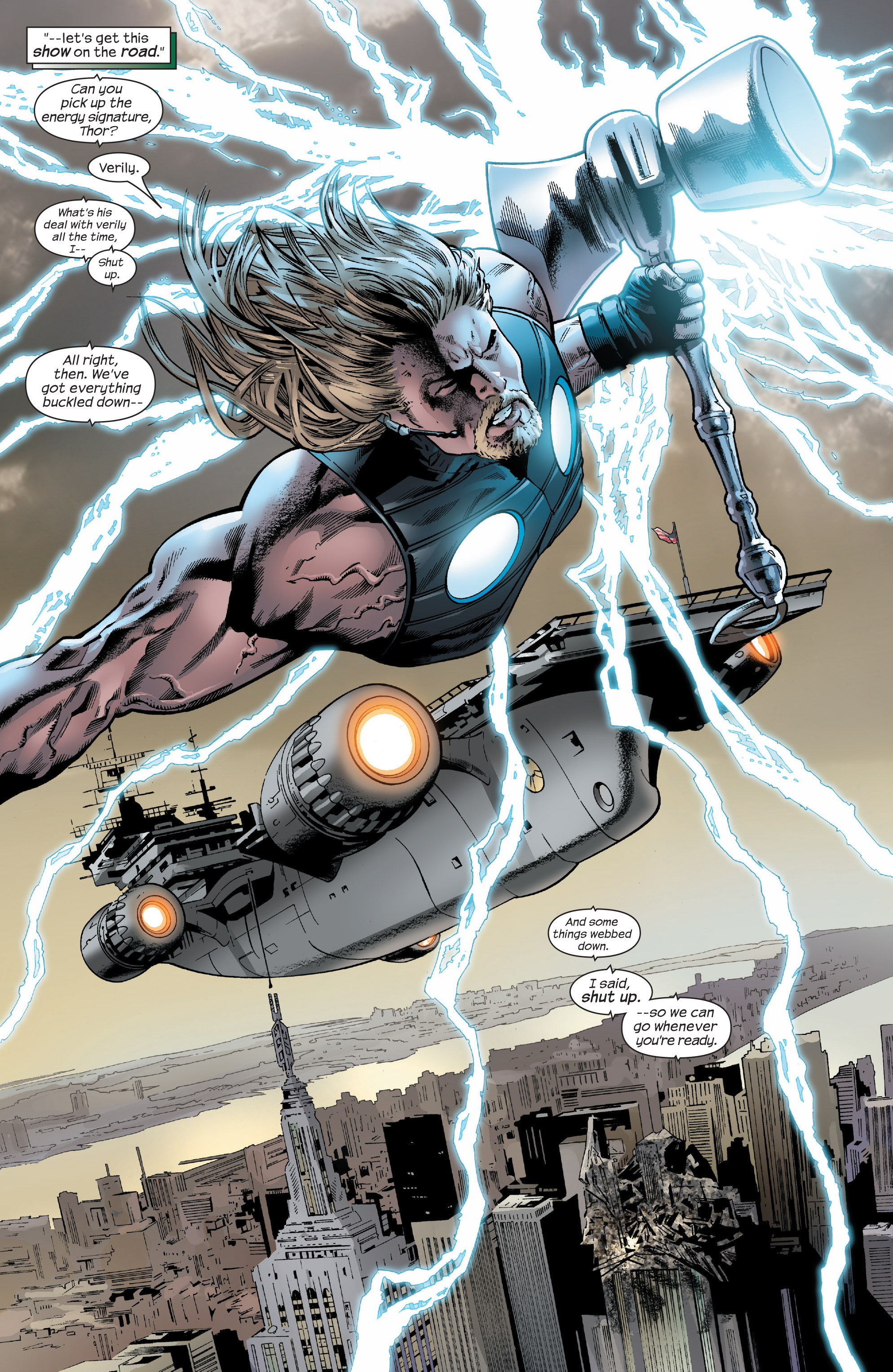 Read online Ultimate Power comic -  Issue #4 - 8
